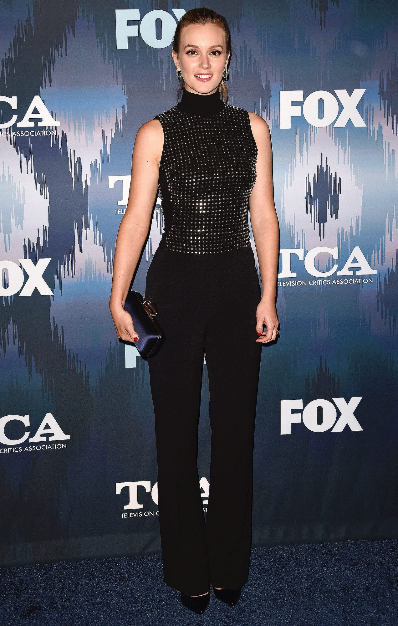 Arrivals at the FOX Winter TCA All-Star Party