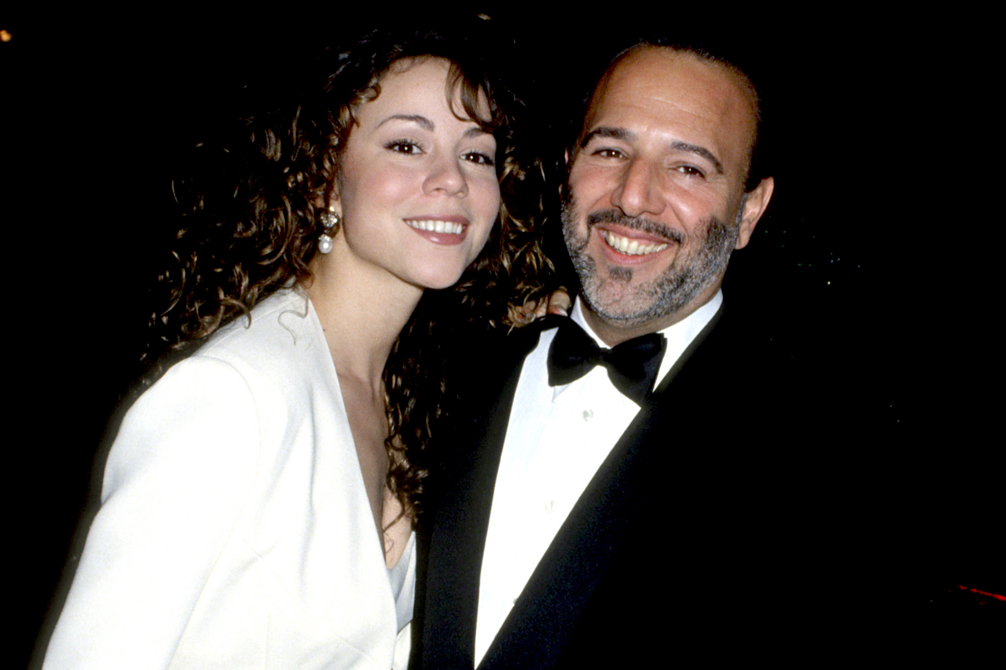 Wedding of Mariah Carey and Tommy Mottola