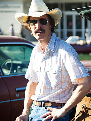 Matthew McConaughey Lost 50 Lbs. for Dallas Buyers Club