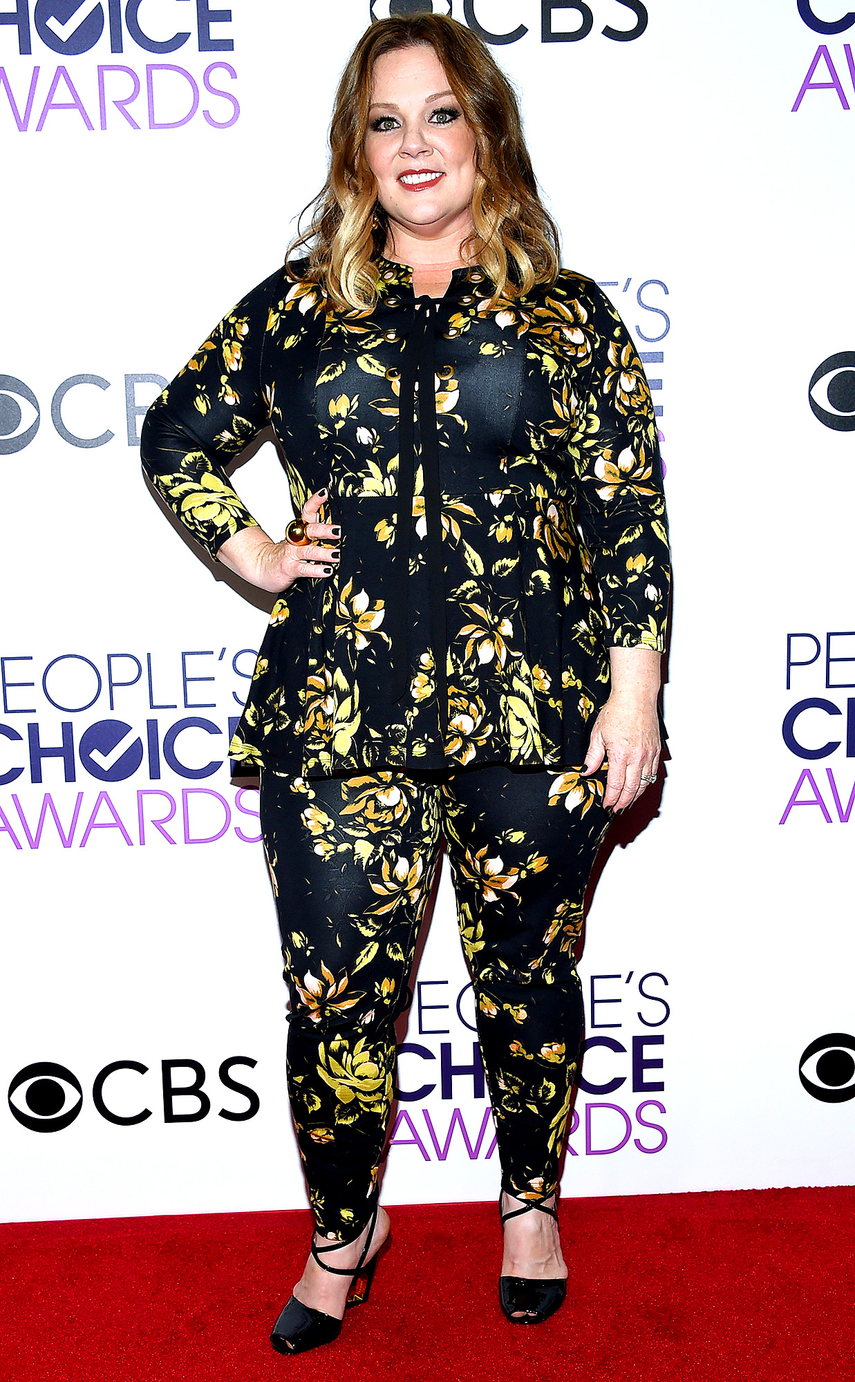 Celebrities arrive at the People's Choice Awards 2017