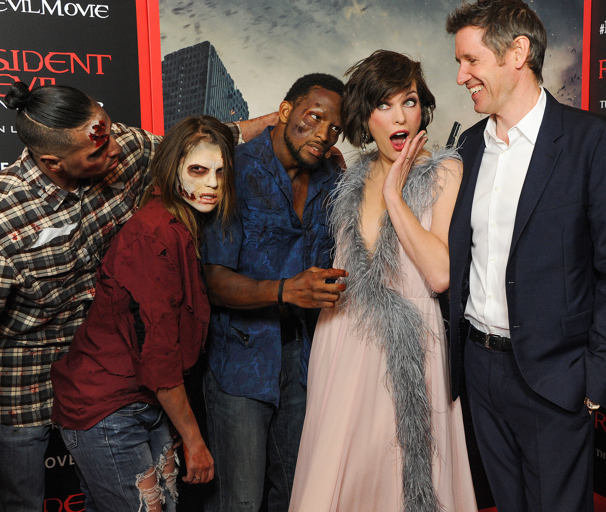 """Premiere Of Sony Pictures Releasing's """"Resident Evil: The Final Chapter"""" - Arrivals"""