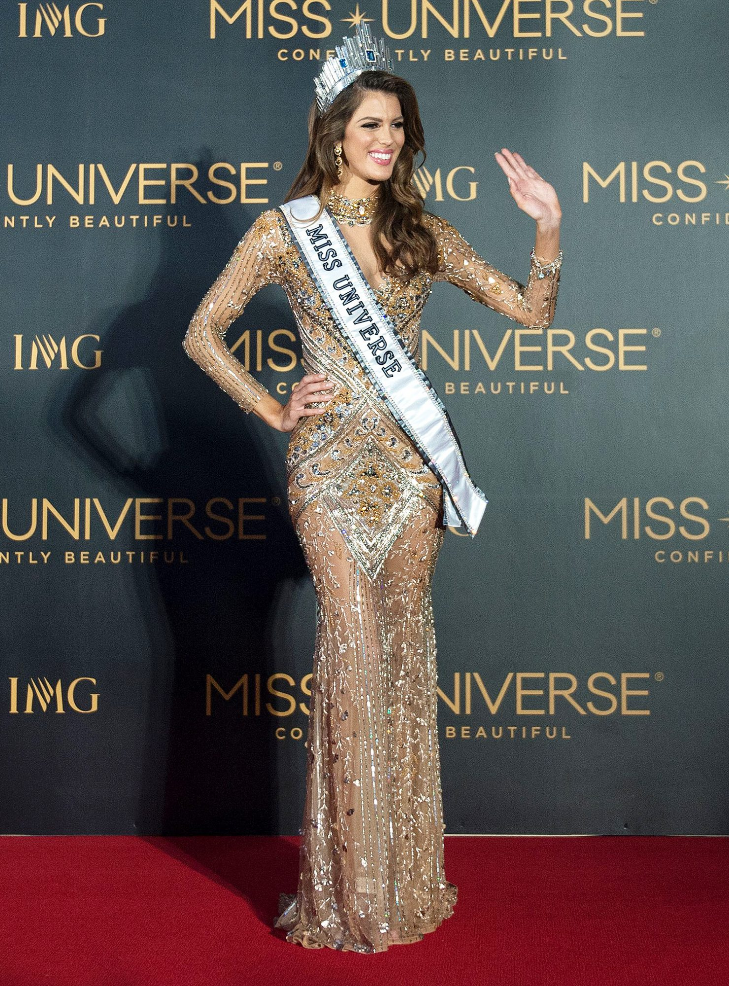 PHILIPPINES-ENTERTAINMENT-MISS UNIVERSE