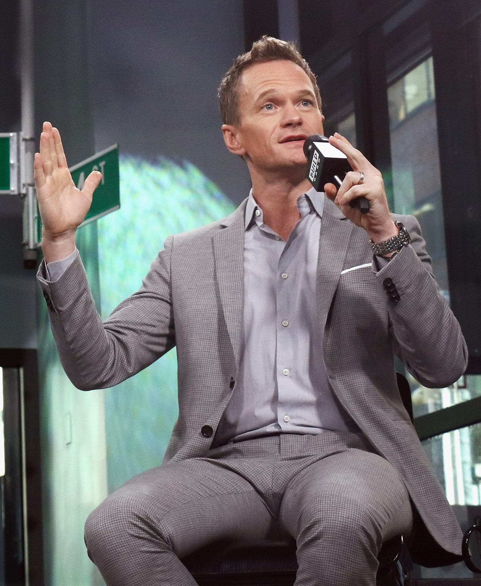 """Build Series Presents Neil Patrick Harris Discussing The Netflix Drama """"Lemony Snicket's A Series Of Unfortunate Events"""""""