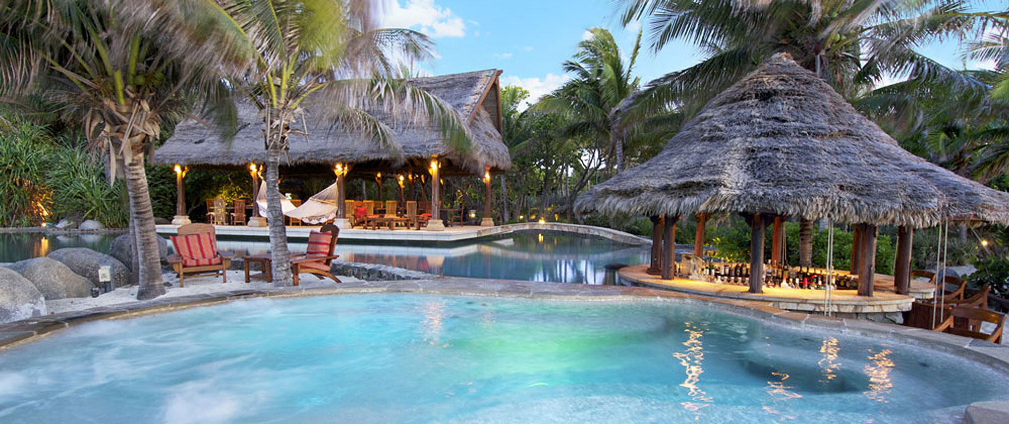 Richard Branson's stunning Necker Island hosts ultimate VIP guests Barack and Michelle Obama.