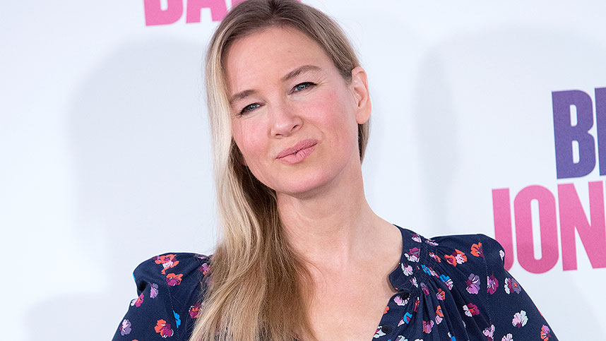 Renée Zellweger Gained 'a Few Pounds' for Bridget Jones's Baby