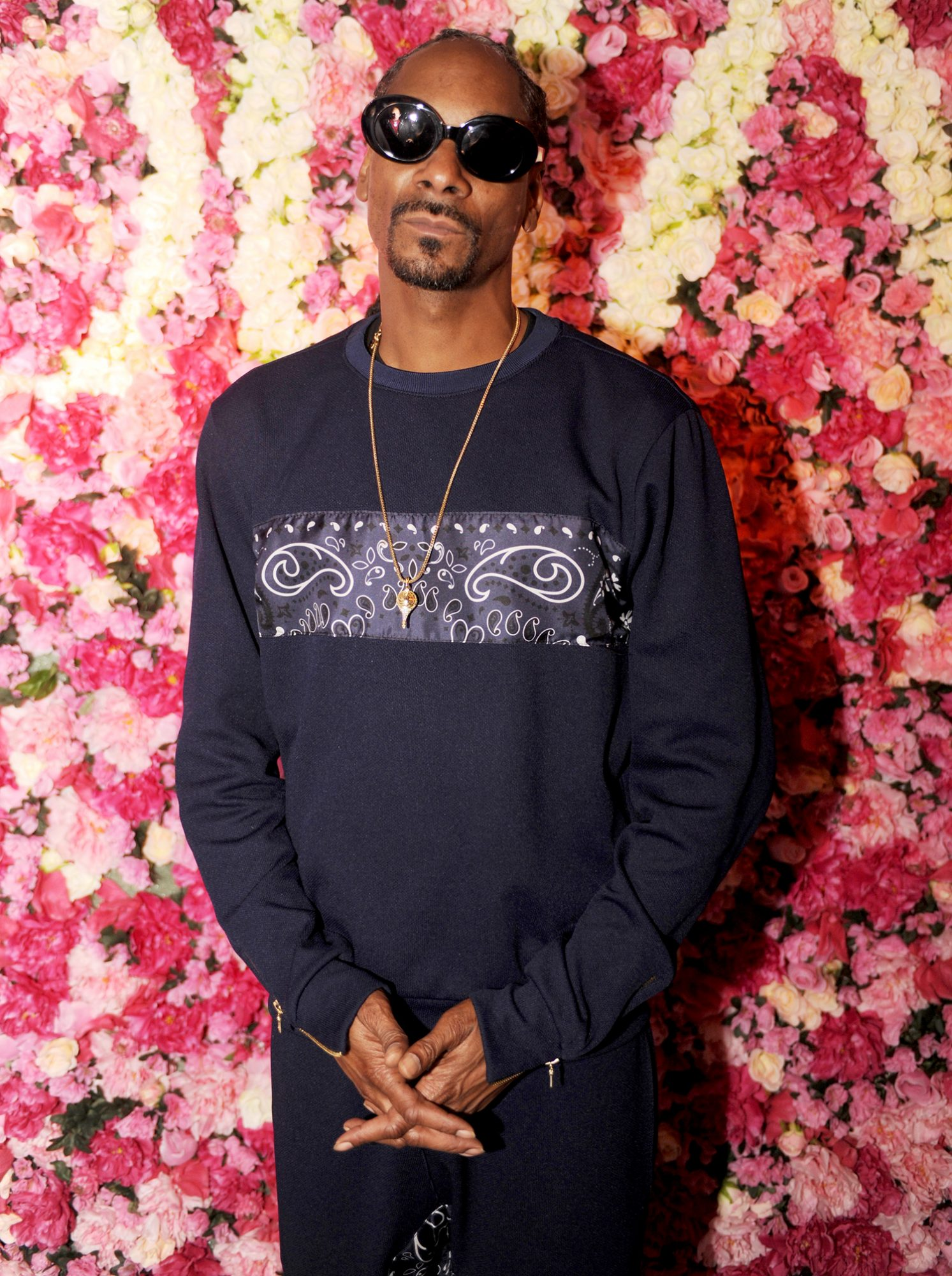 Snoop Dogg At ORA On New Year`s Eve