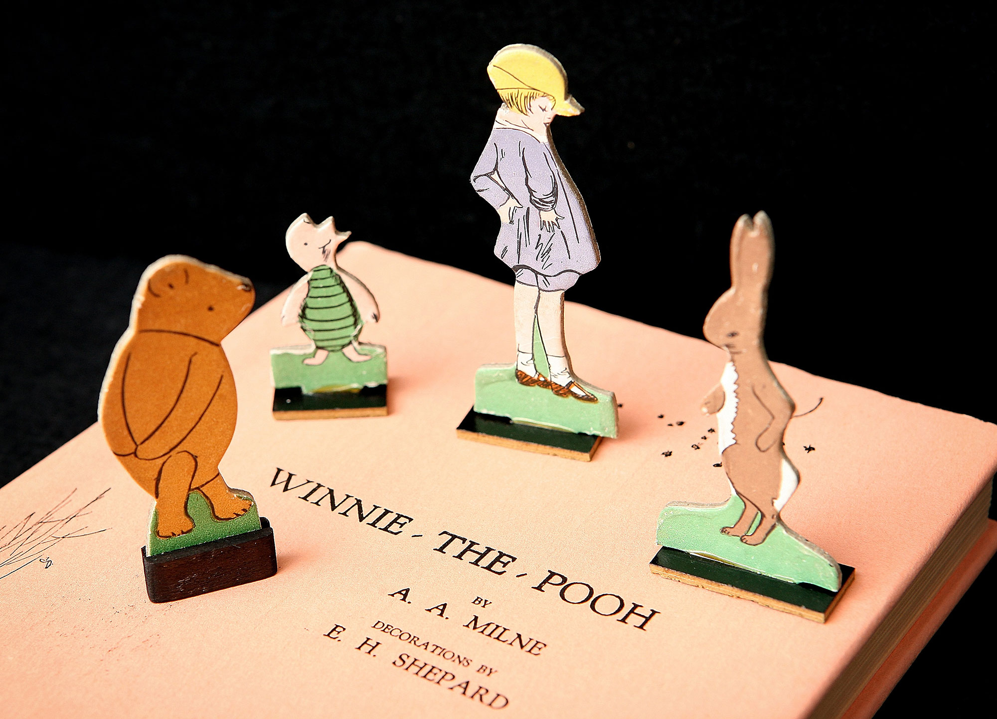 Original Winnie-the-Pooh Illustrations To Be Auctioned At Sotheby's