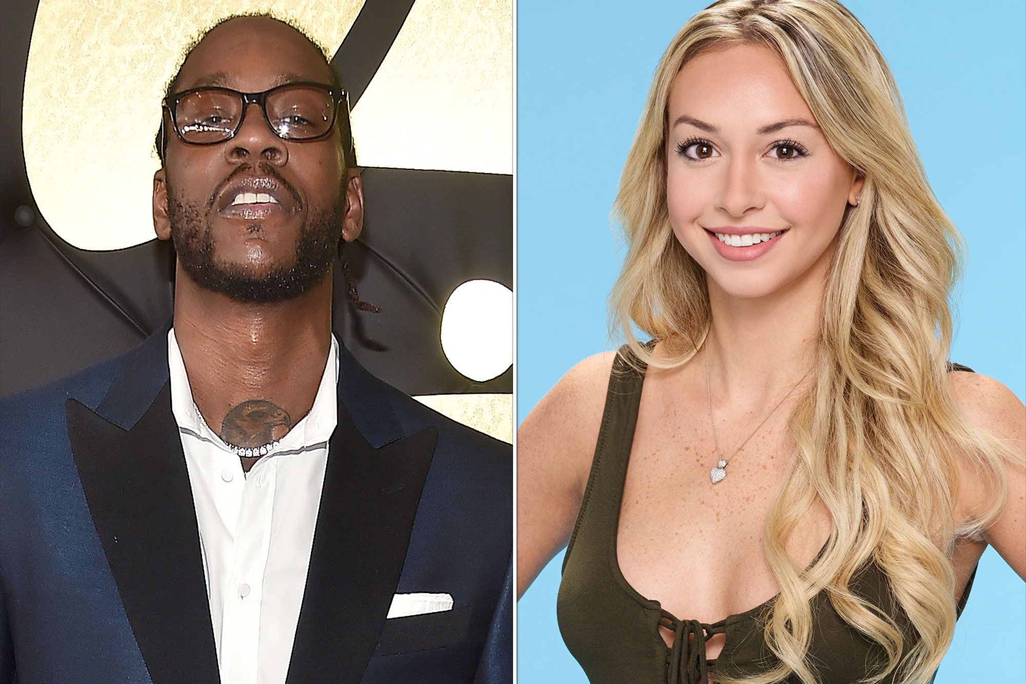 2 CHAINZ REMINISCES ABOUT THE BACHELOR'S CORINNE