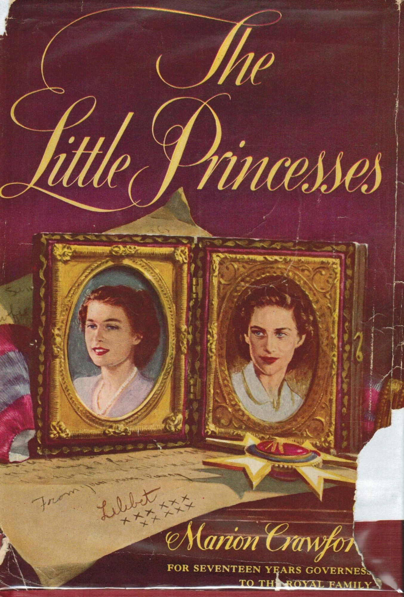 MARION CRAWFORD, THE LITTLE PRINCESSES