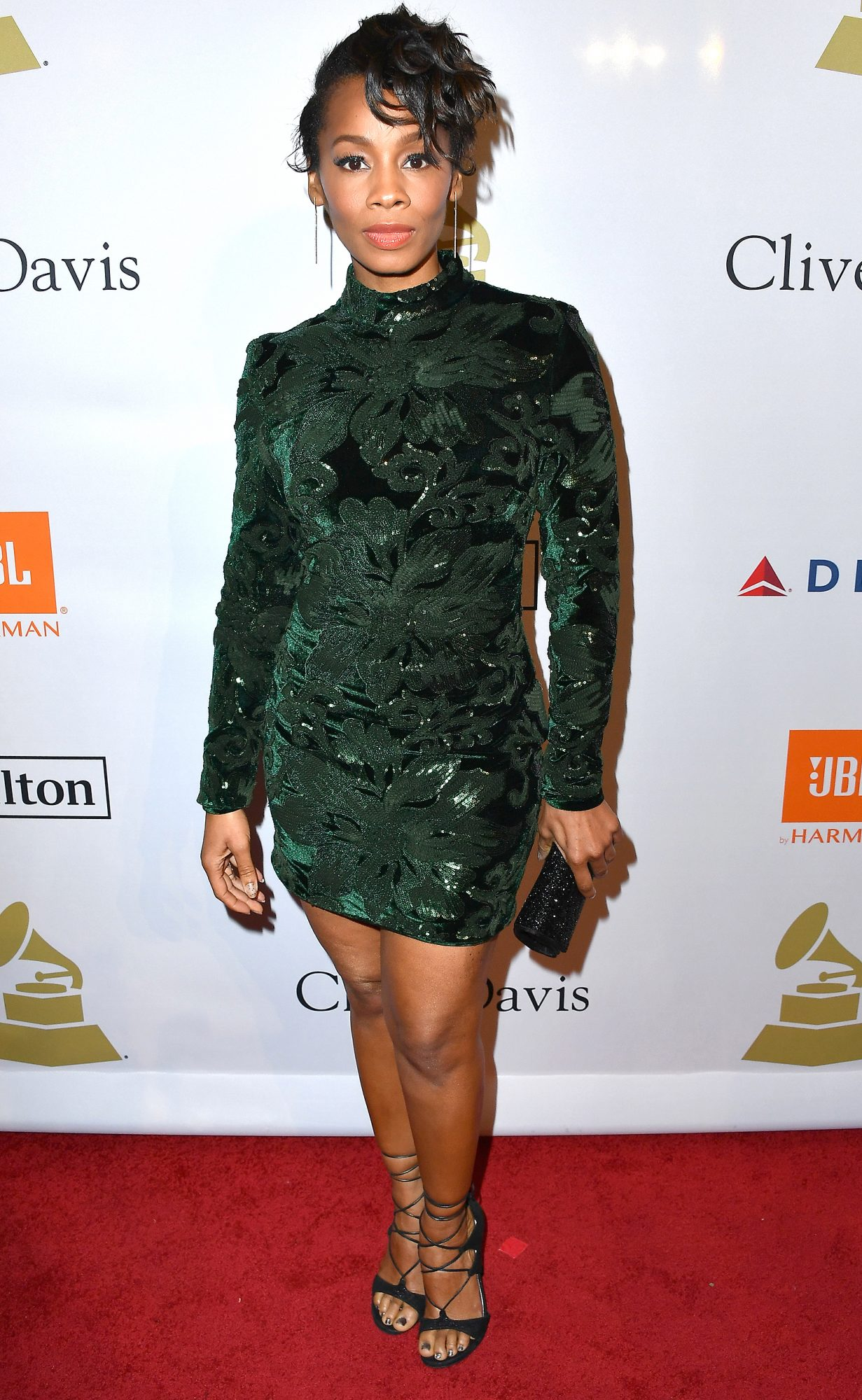 Pre-GRAMMY Gala and Salute to Industry Icons Honoring Debra Lee -  Arrivals