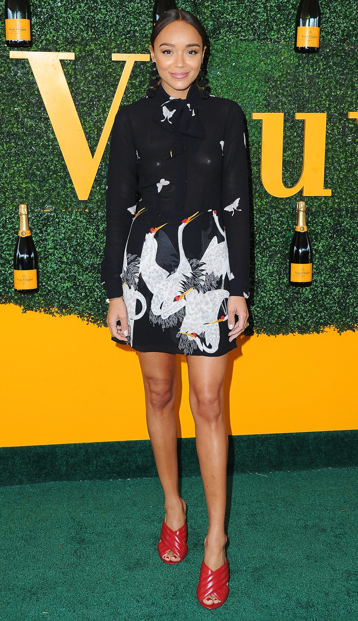 7th Annual Veuve Clicquot Polo Classic - Arrivals