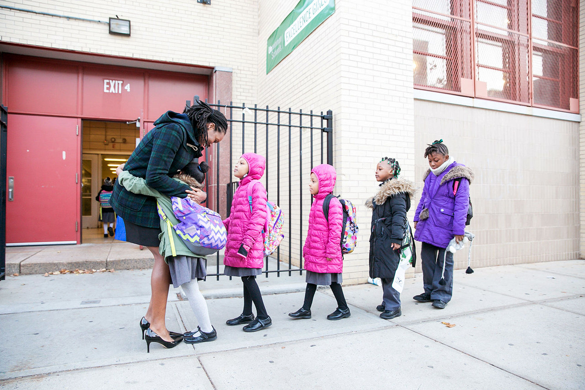 Brooklyn Principal Inspires Young Girls With Curriculum Built Around 'Fierce Females