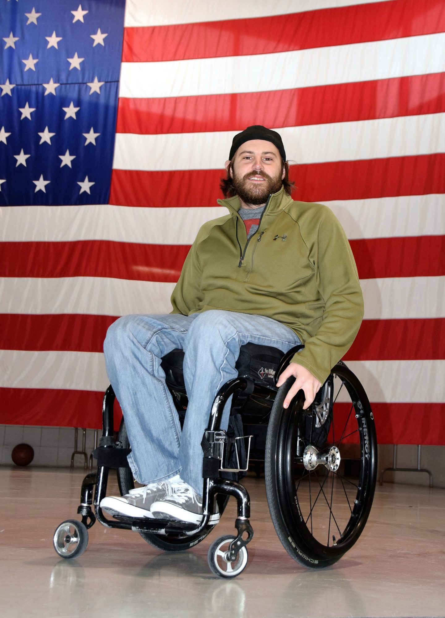 Christopher Meek Helps Paralyzed Veterans Stand, One Robotic Skeleton at a Time