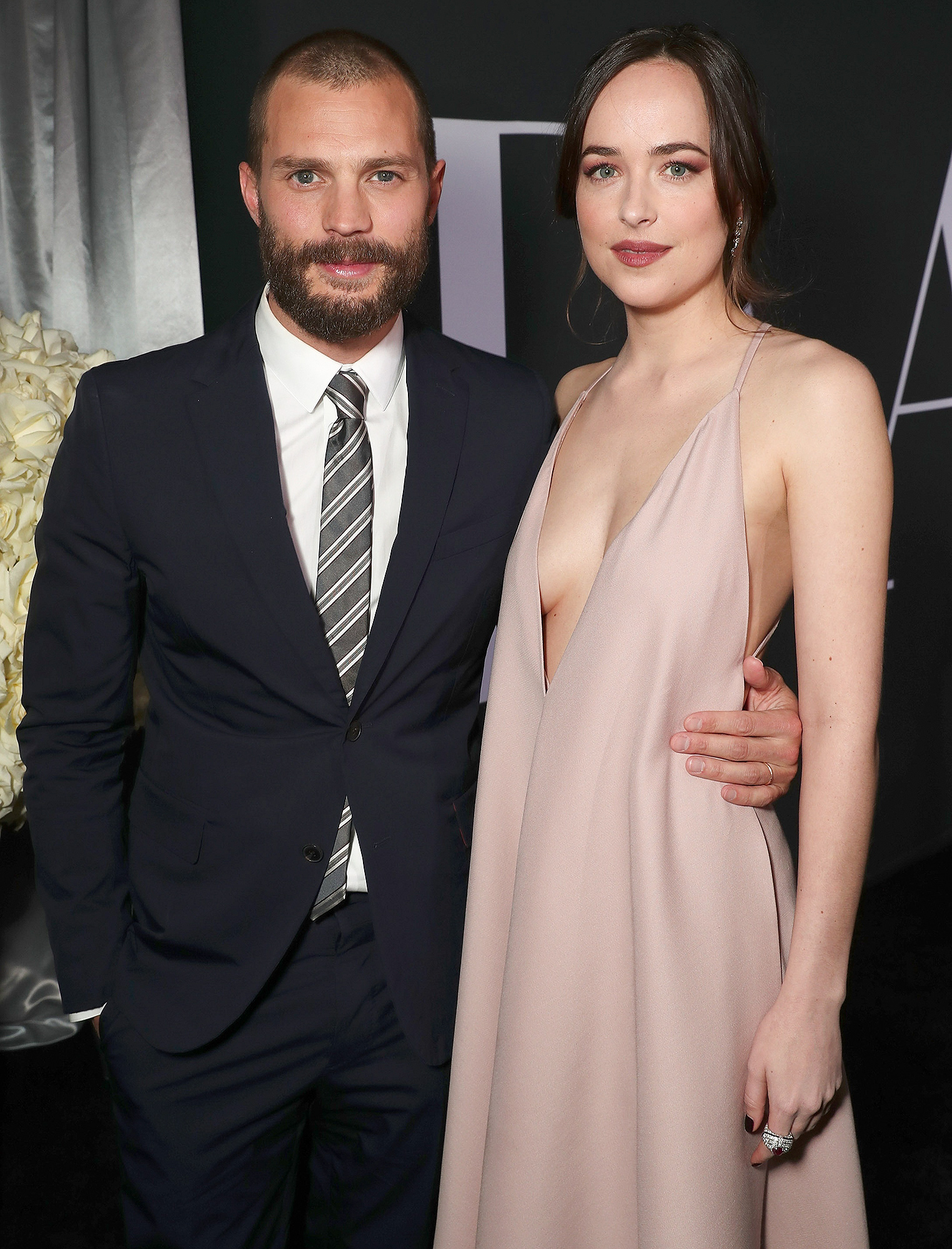 """Premiere Of Universal Pictures' """"Fifty Shades Darker"""" - Red Carpet"""