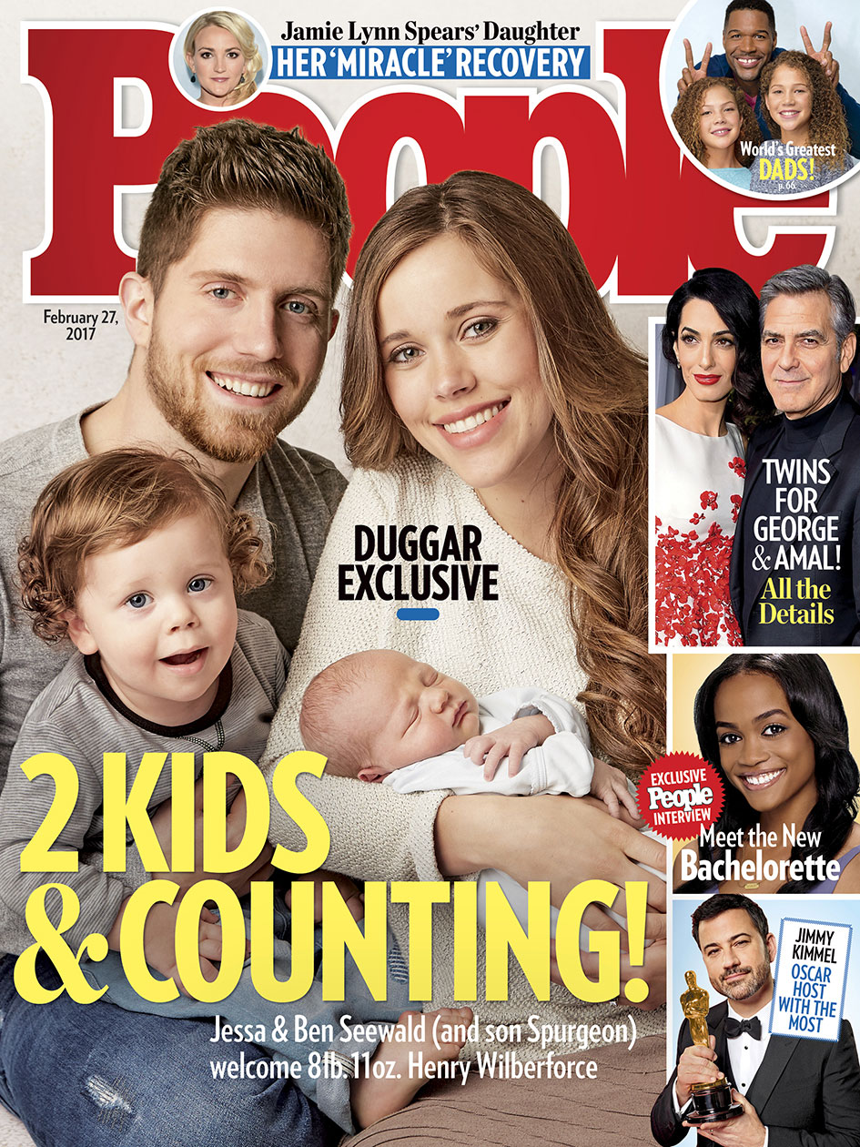 jessa duggar ben seewald people cover