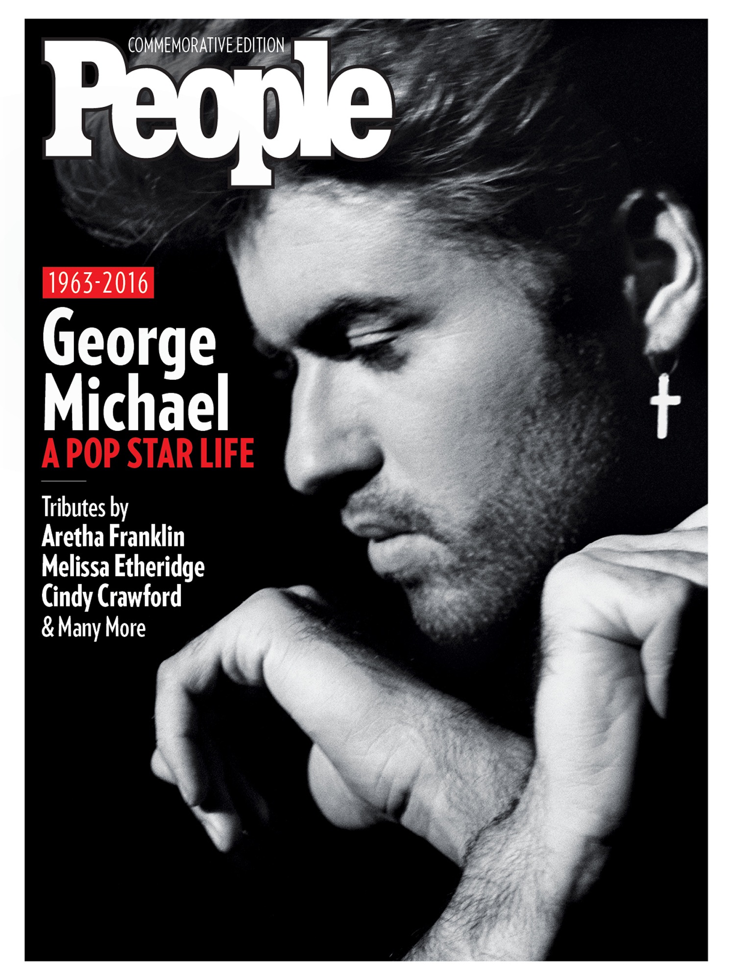 George Michael People Cover