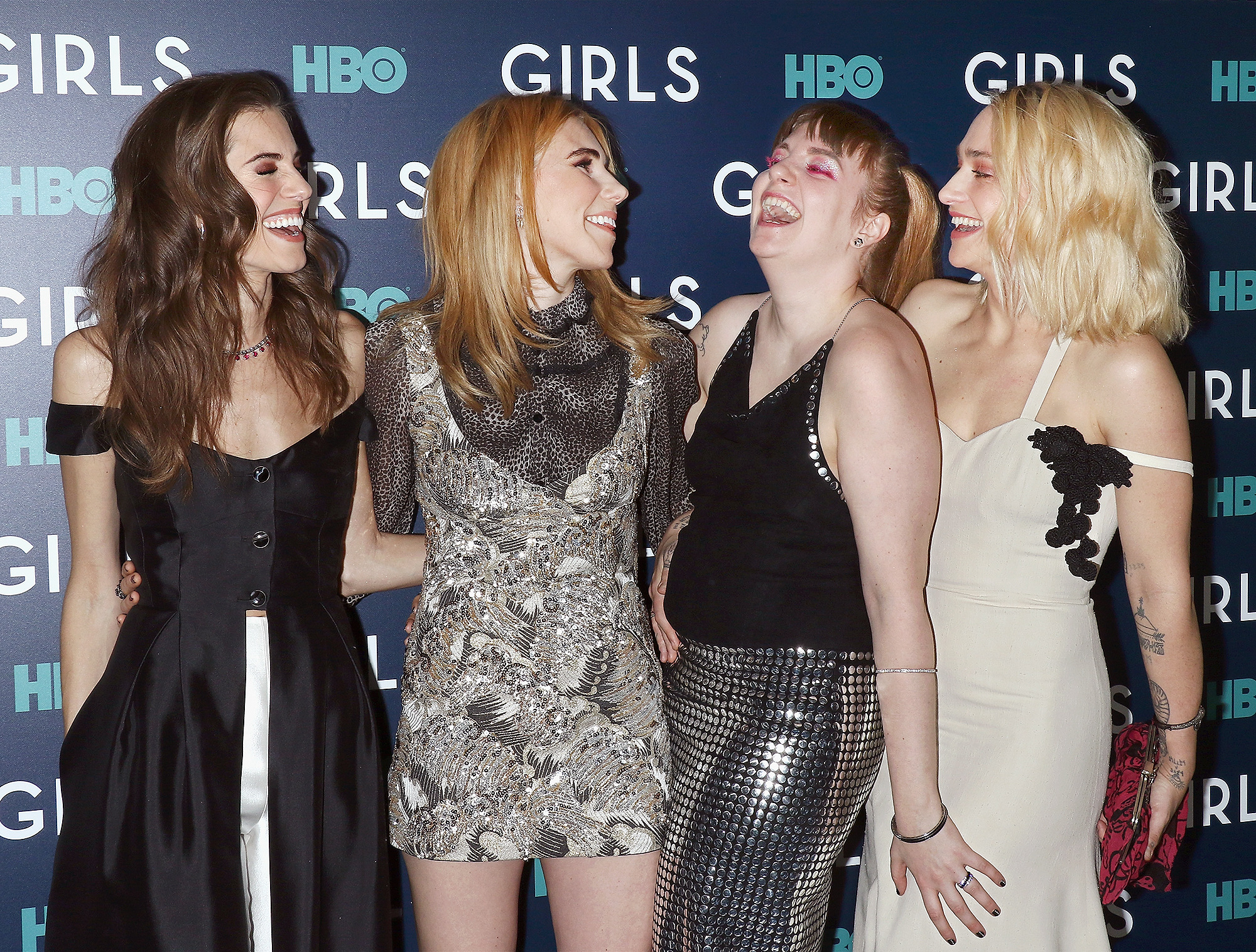 """The New York Premiere Of The Sixth & Final Season Of """"Girls"""""""