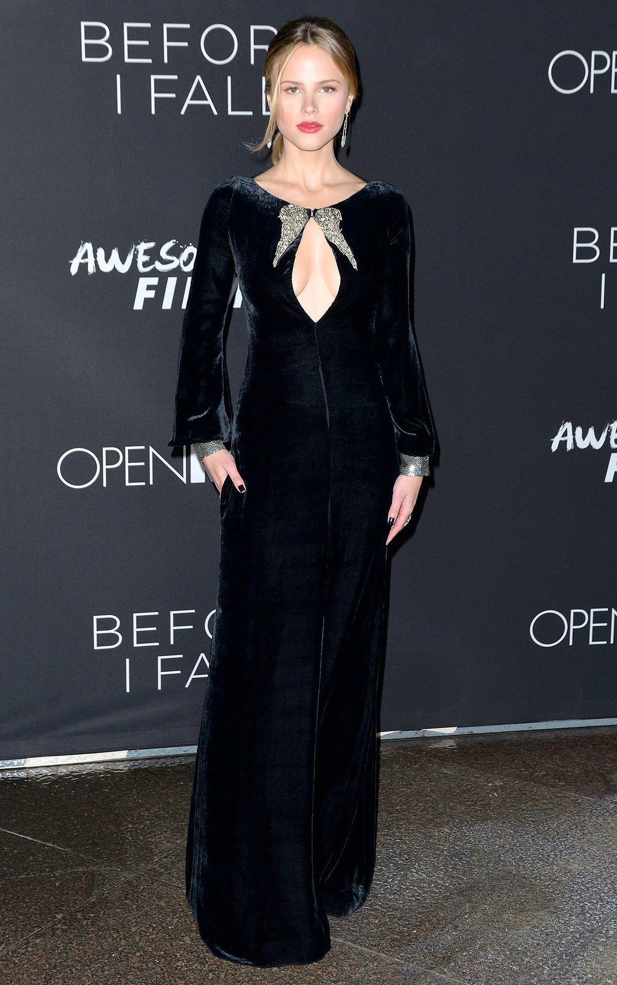 """Premiere Of Open Road Films' """"Before I Fall"""" - Arrivals"""
