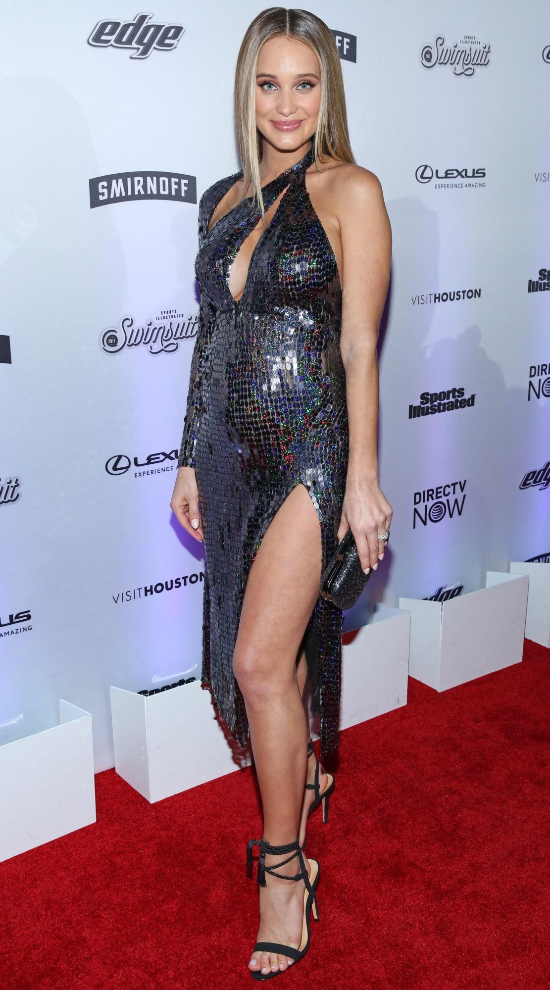 2017 Sports Illustrated Swimsuit Edition launch event