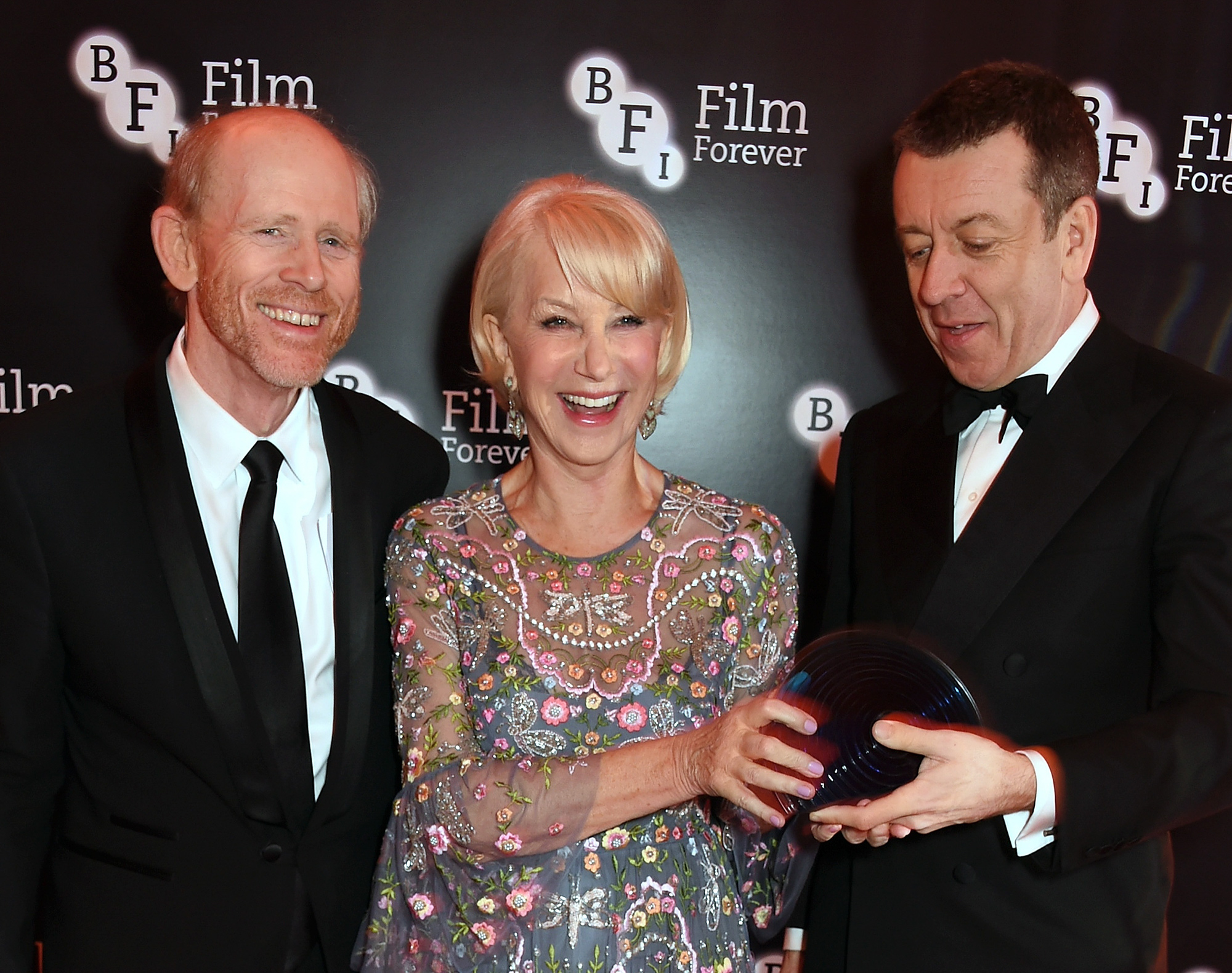 BFI Chairman's Dinner Honouring Peter Morgan With BFI Fellowship