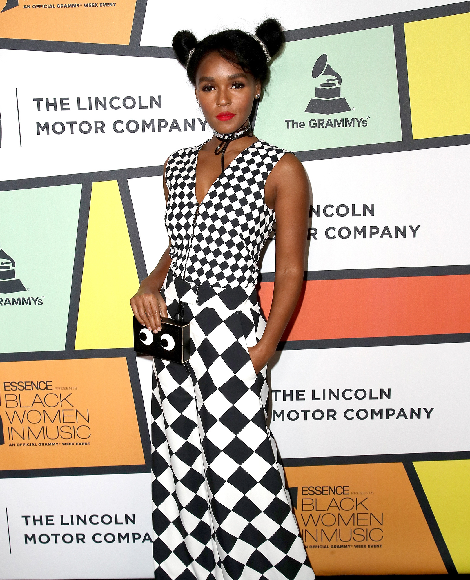 8th Annual Black Women In Music Event - Arrivals