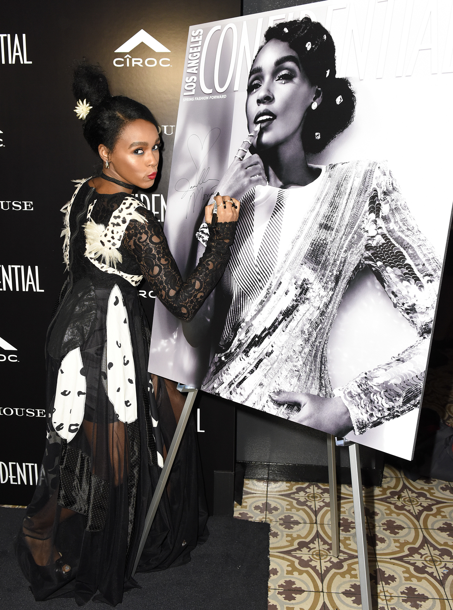 Los Angeles Confidential Celebrates Spring Oscars Issue With Cover Star Janelle Monae