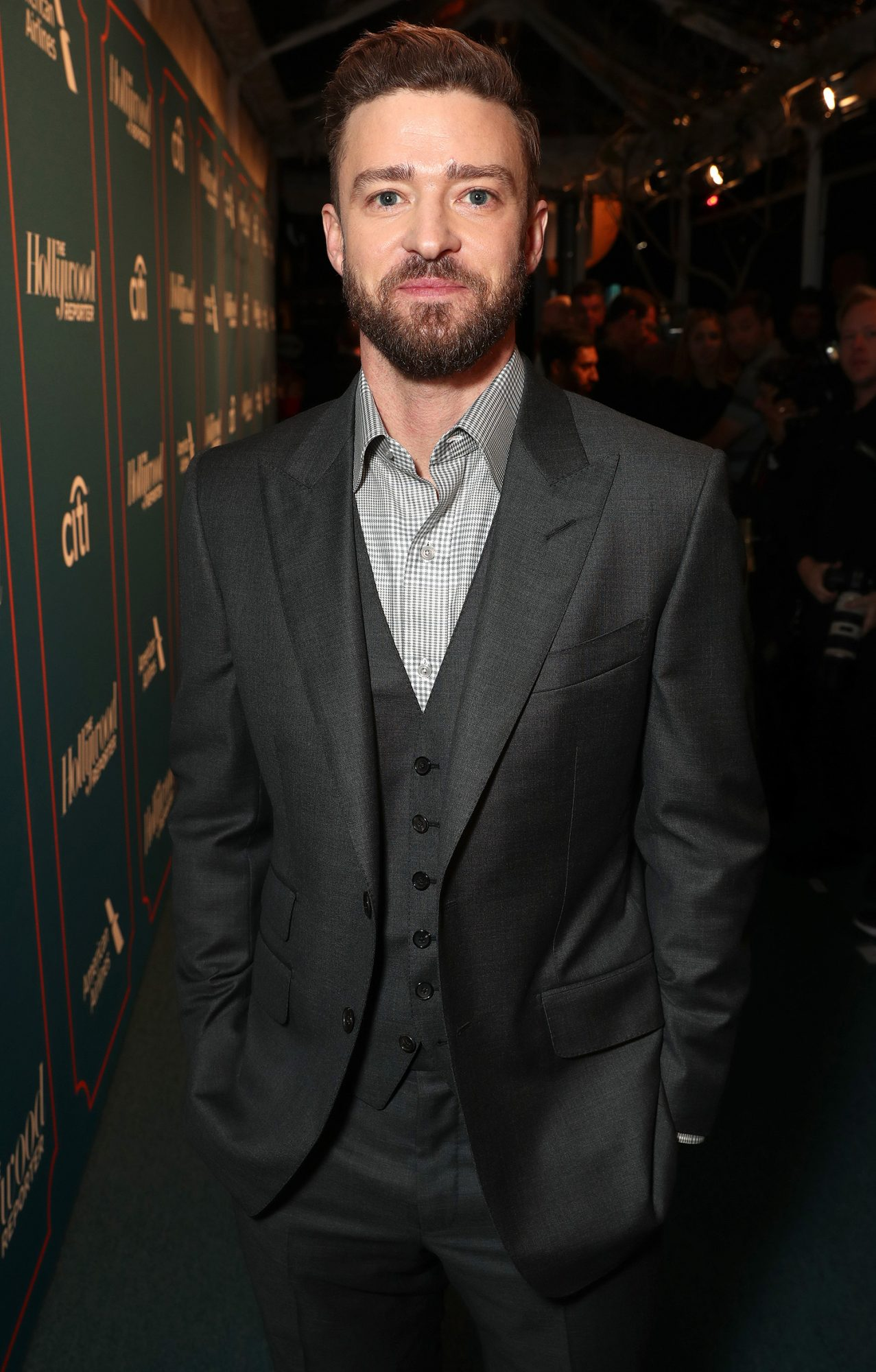 The Hollywood Reporter 5th Annual Nominees Night - Red Carpet