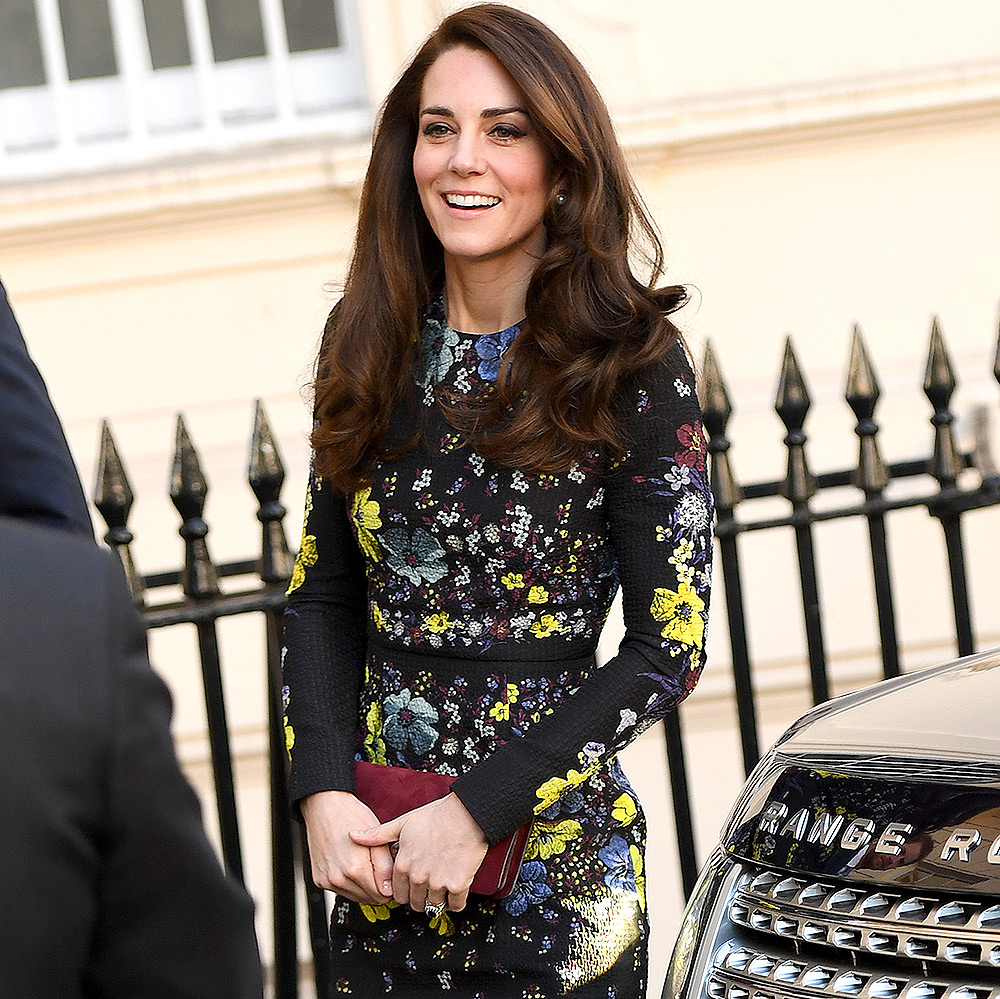 William, Kate and Harry attend a†Heads Together briefing