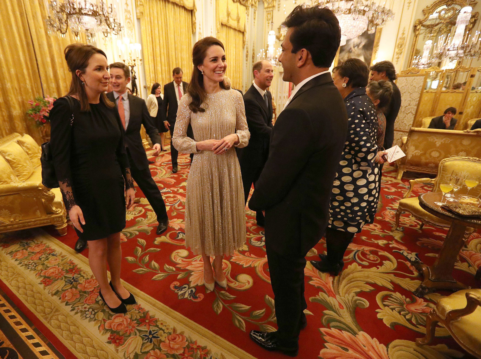 UK-India Year of Culture 2017 reception