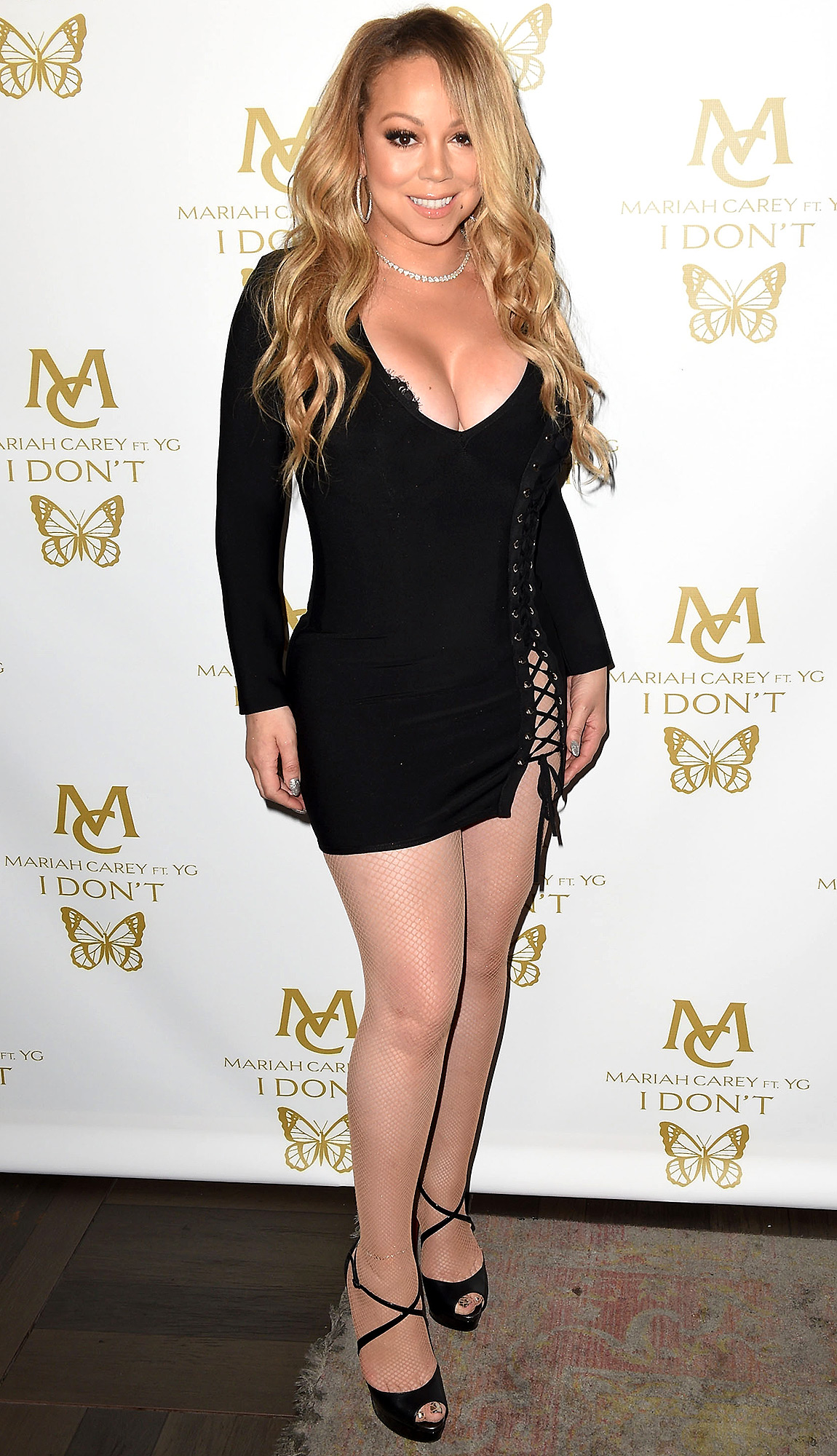 "Private Party At Catch For Mariah Carey's New Single ""I Don't"" ft YG"