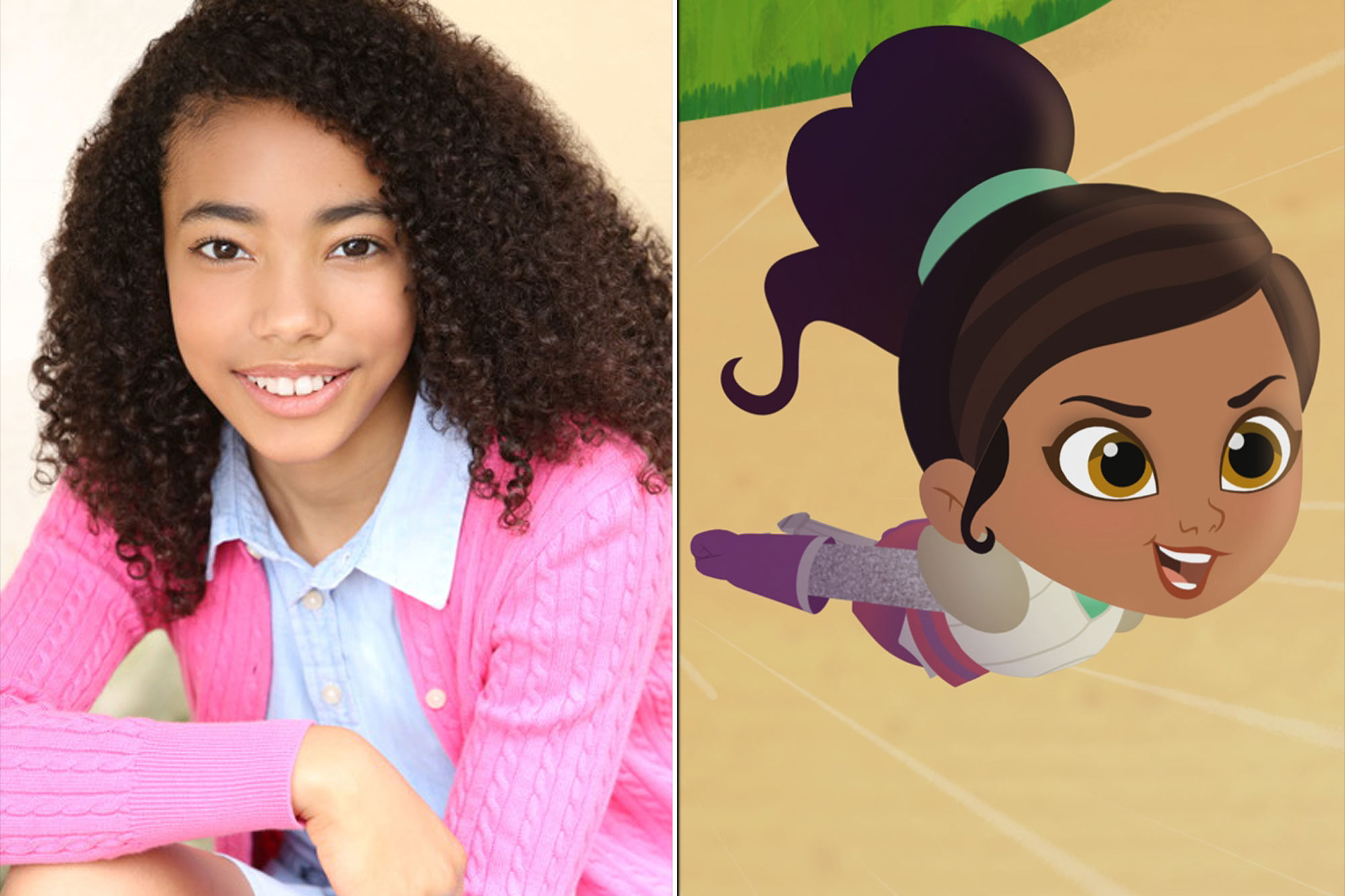 Nick Jr.'s Newest Show Nella the Princess Knight Symbolizes 'Girl Empowerment': 'This is Representative of What Our Country Actually Does Look Like'