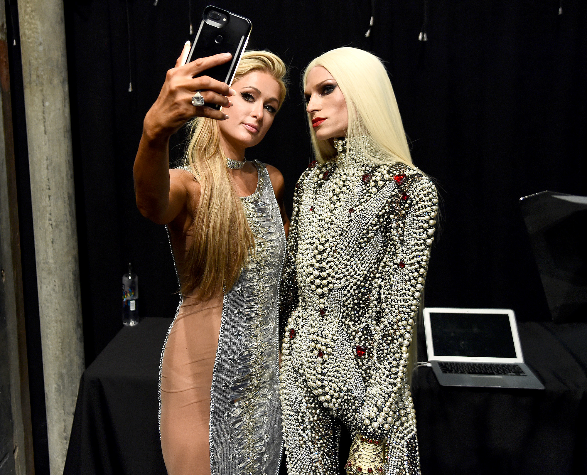 The Blonds - Backstage - February 2017 - New York Fashion Week Presented By MADE