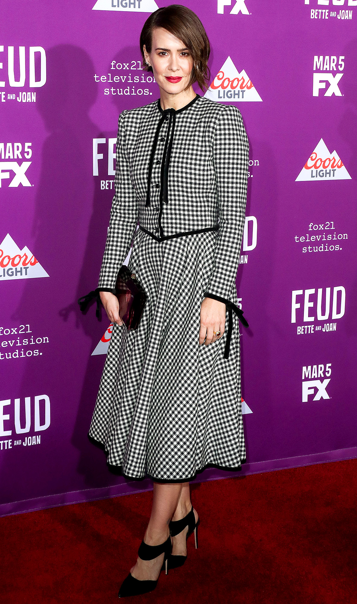 Los Angeles Premiere Of FX Network's 'Feud: Bette And Joan'