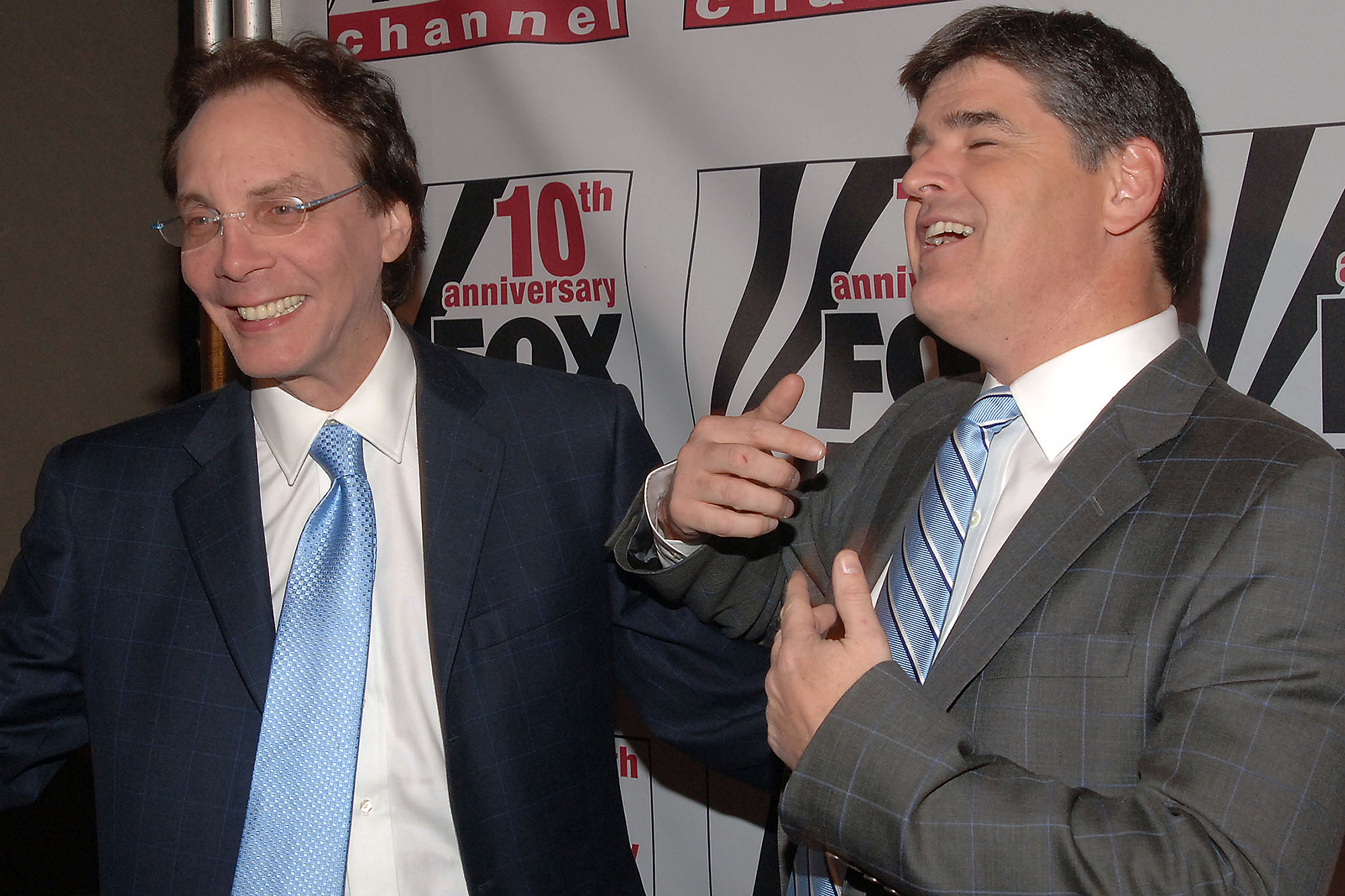 FOX News Channel?s 10th Anniversary VIP Party, Hosted by Rupert Murdoch and Roger Ailes