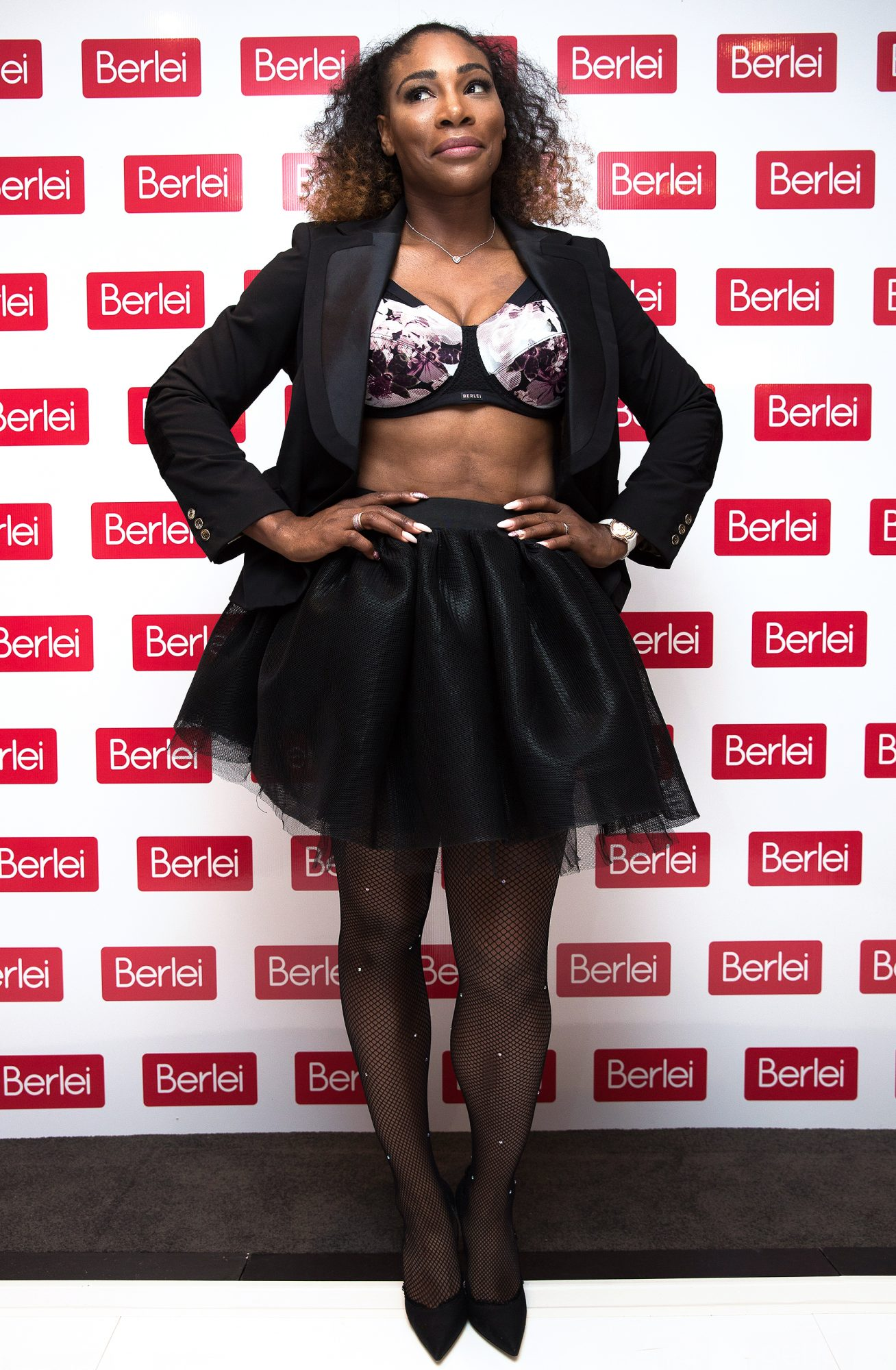 'Do it for yourself' Berlei Sport Campaign Featuring Serena Williams