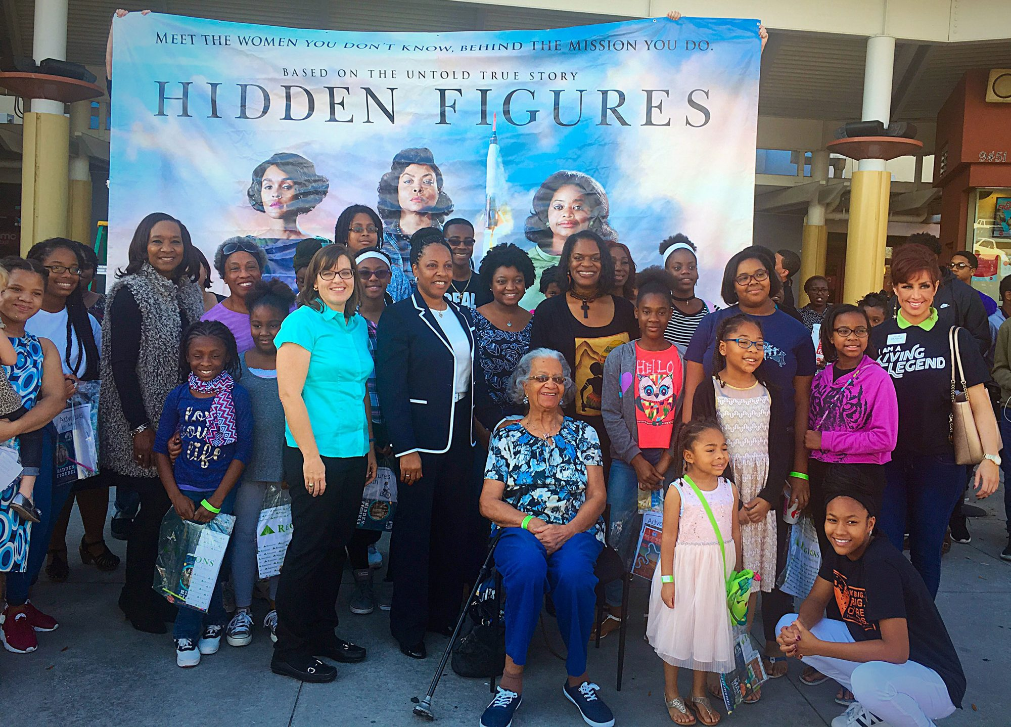 "After going to a screening of Hidden Figures at the White House, Taylor Richardson, a 13-year-old from Jacksonville, FL, was inspired to start a campaign to send 100 girls in her community to the movie to learn more about African American heritage and background. After successfully raising $17K and because impact she's made, this week Taylor will be awarded February's ""GoFundMe Hero""."