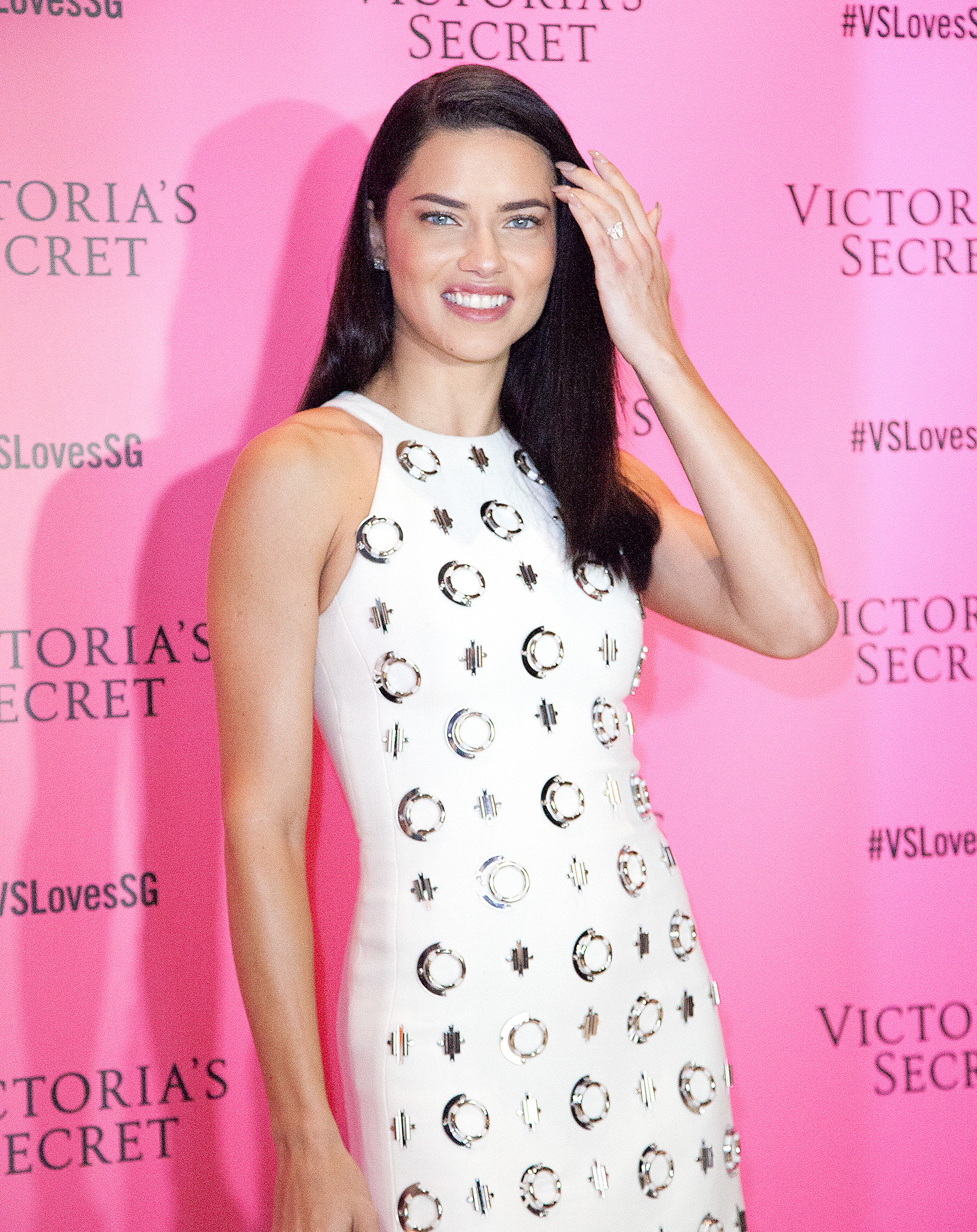 Victoria's Secret Angel Event In Singapore