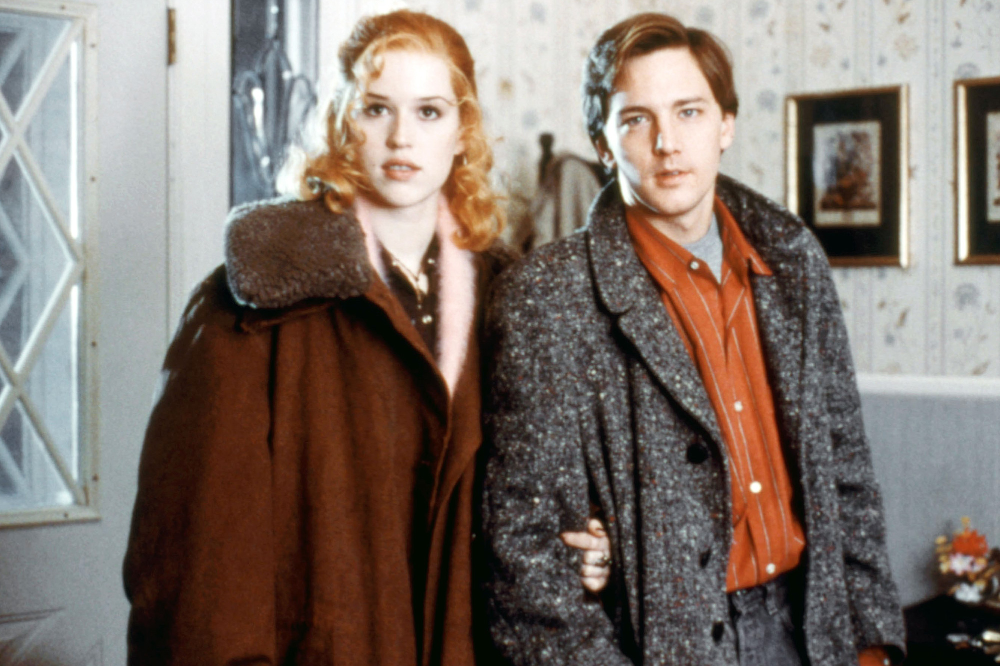 FRESH HORSES, Molly Ringwald, Andrew McCarthy, 1988, (c)Columbia Pictures/courtesy Everett Collectio