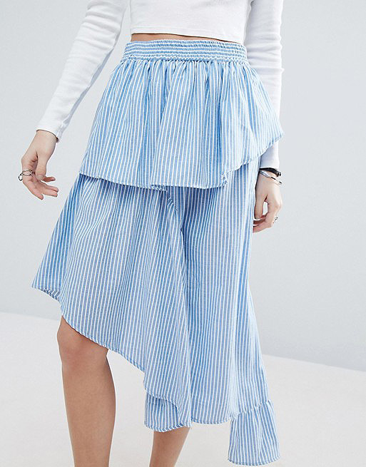 asos-stripe-skirt