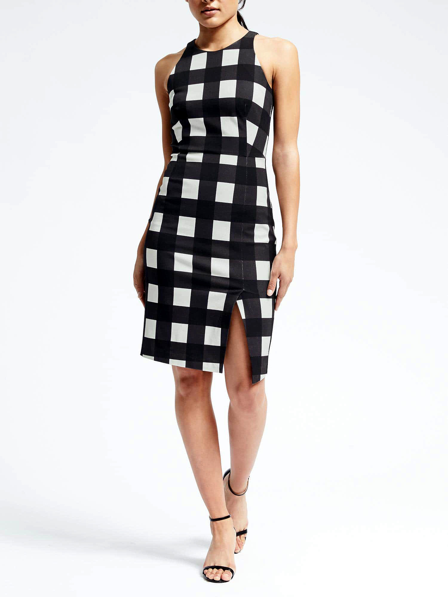 banana-republic-gingham-dress