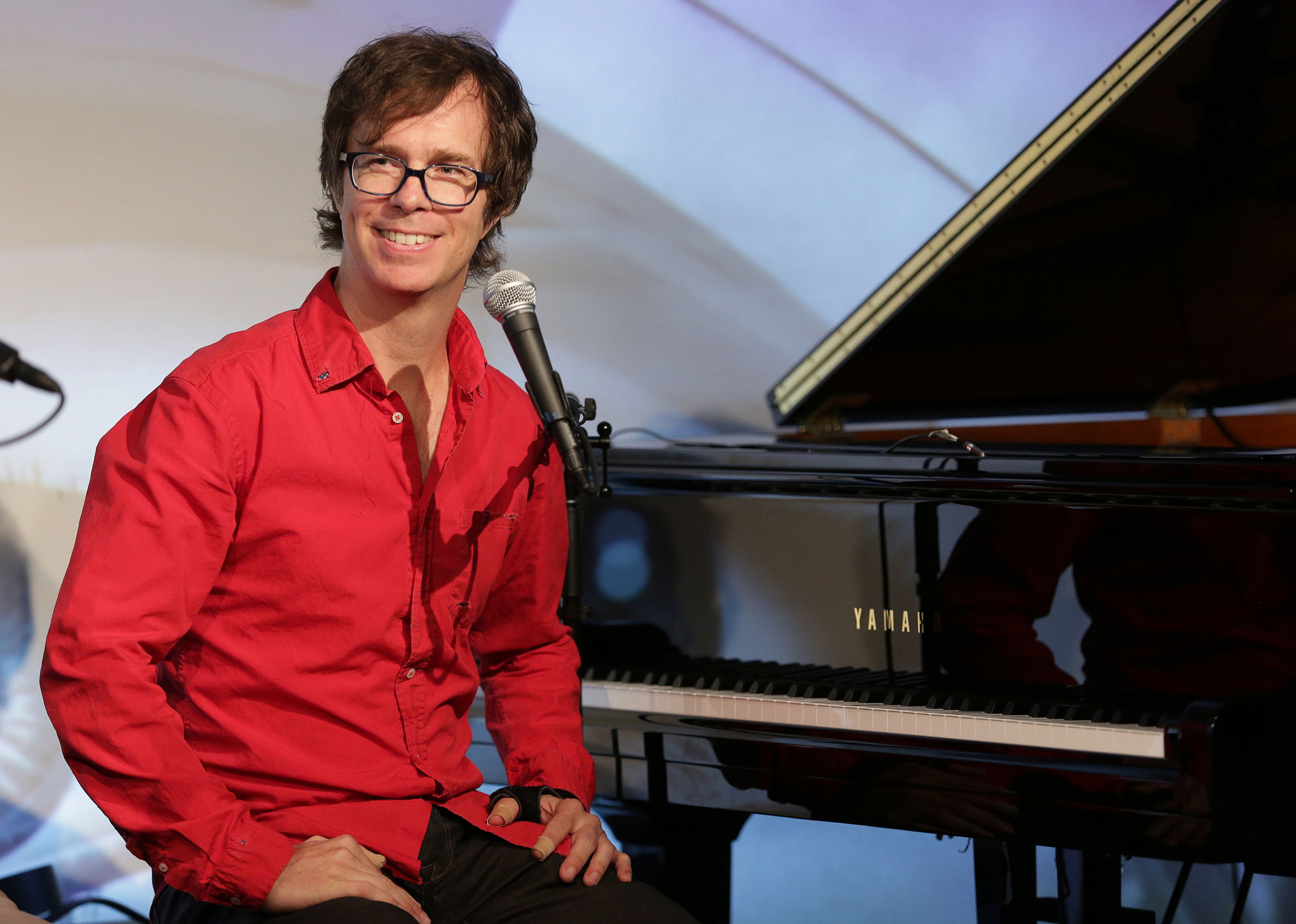 YoungArts Salon Featuring Singer-Songwriter Ben Folds, Moderated By Shelly Berg And Sponsored By Knight Foundation