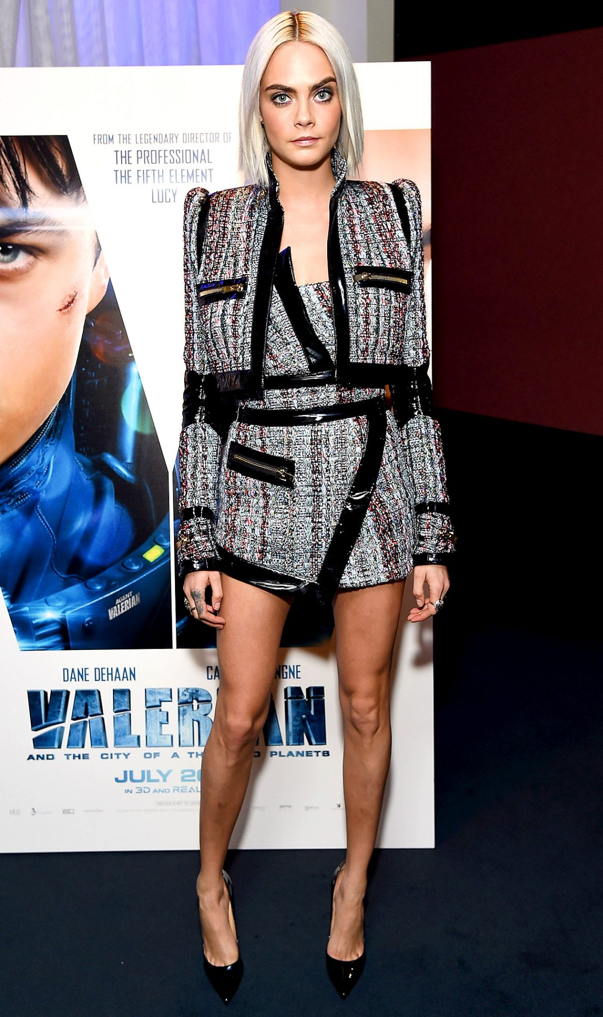"""Trailer Viewing - """"Valerian and The City of a Thousand Planets"""""""