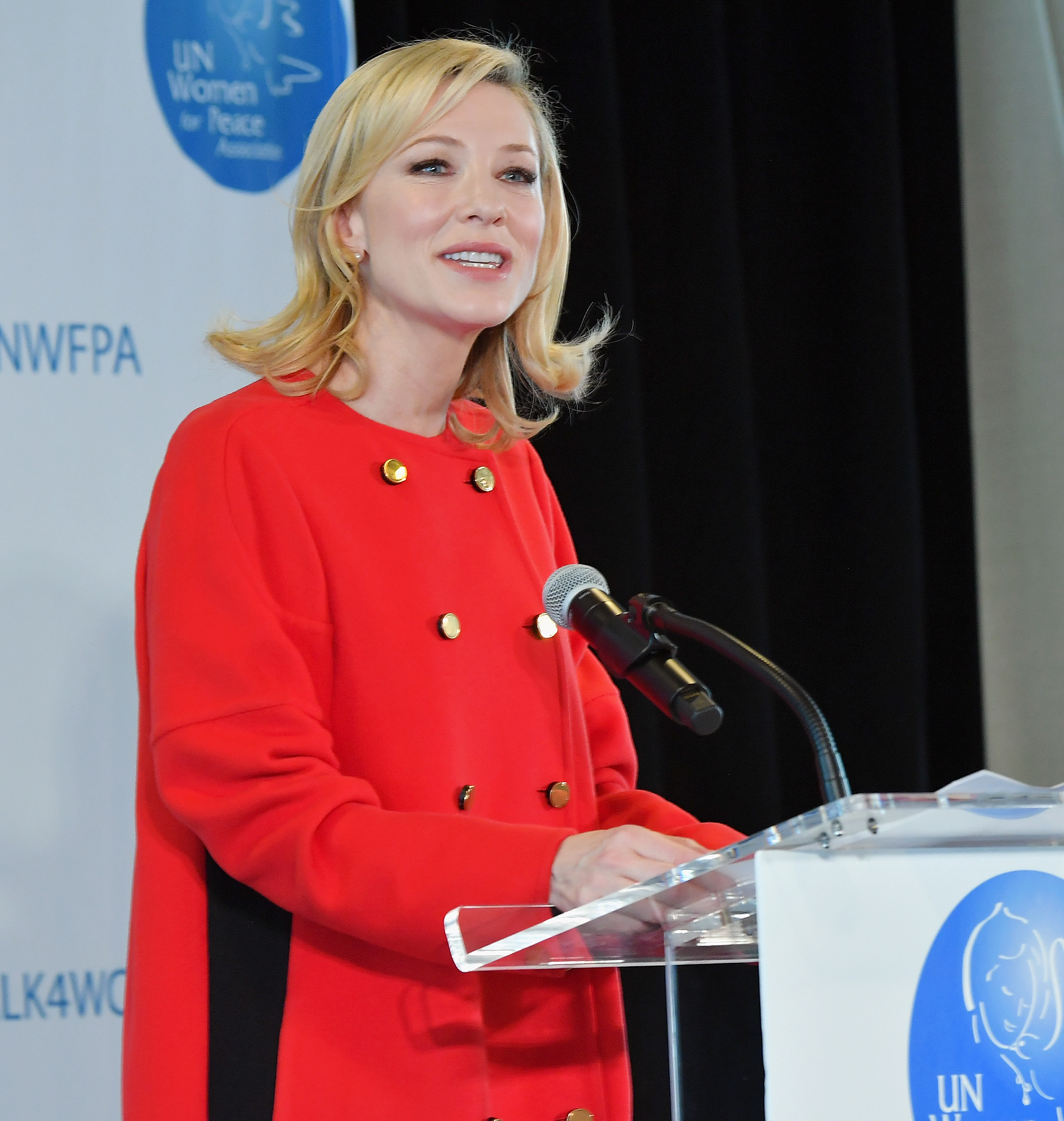 2017 UN Women for Peace Association March In March Awards Luncheon