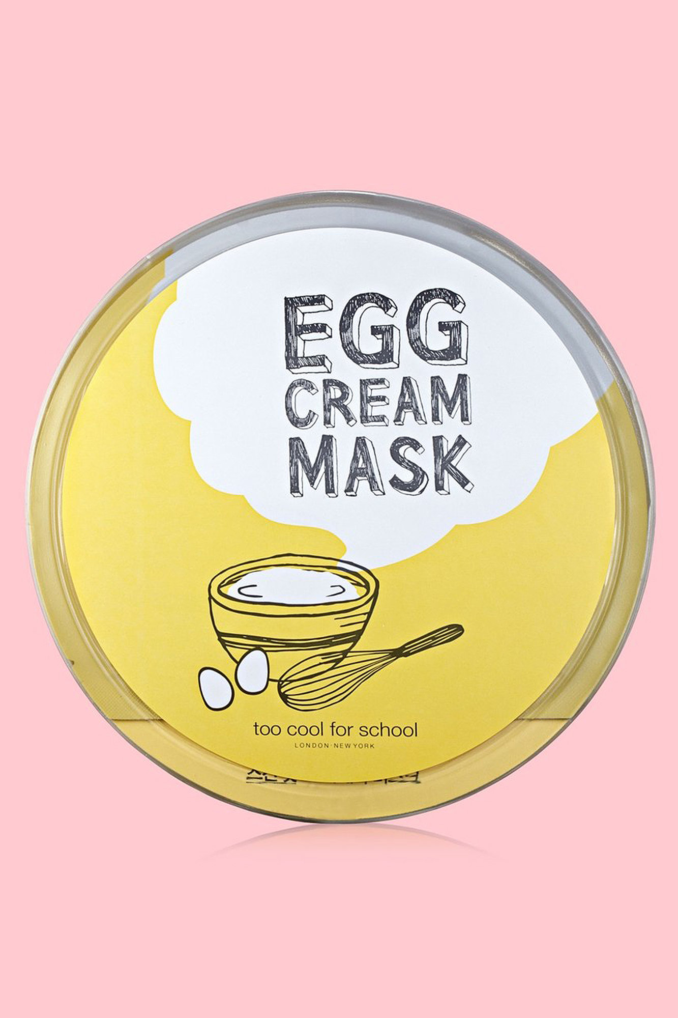 Too Cool For School Egg Cream Mask Courtesy of NOrdstrom