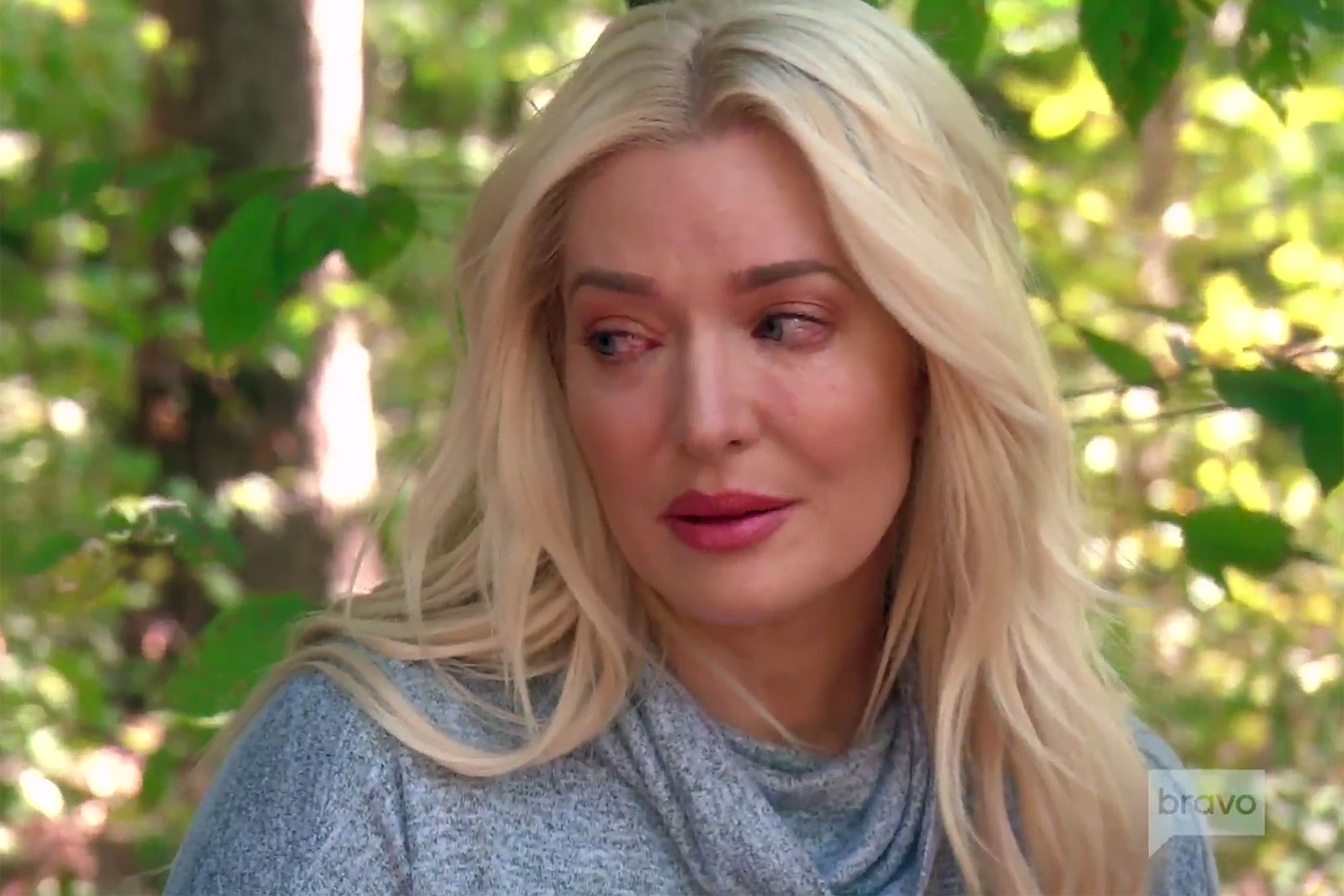 Erika Girardi Breaks Down Over Heartbreaking Family LossCredit: Bravo