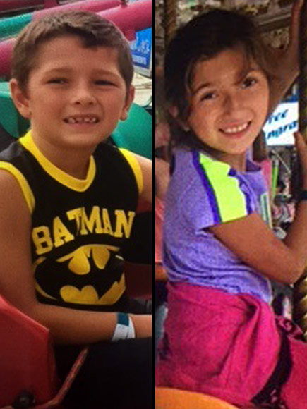 Liliana Hernande and Rene Pasztor The Allen County Sheriff is investigating the abduction of two children from Fort Wayne, Indiana.