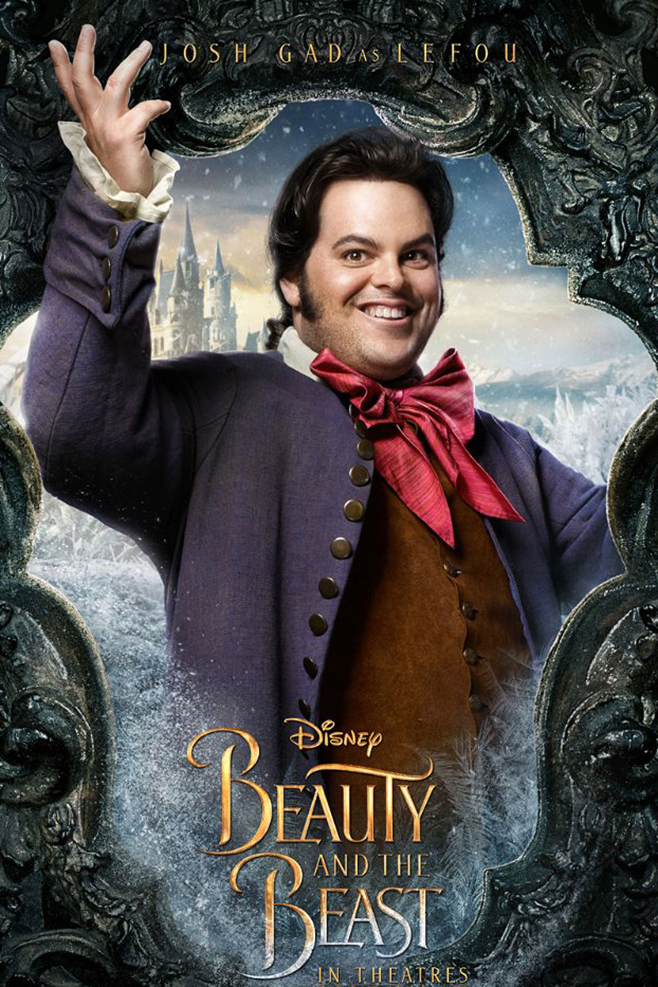 Josh Gad in Beauty and the Beast (2017)