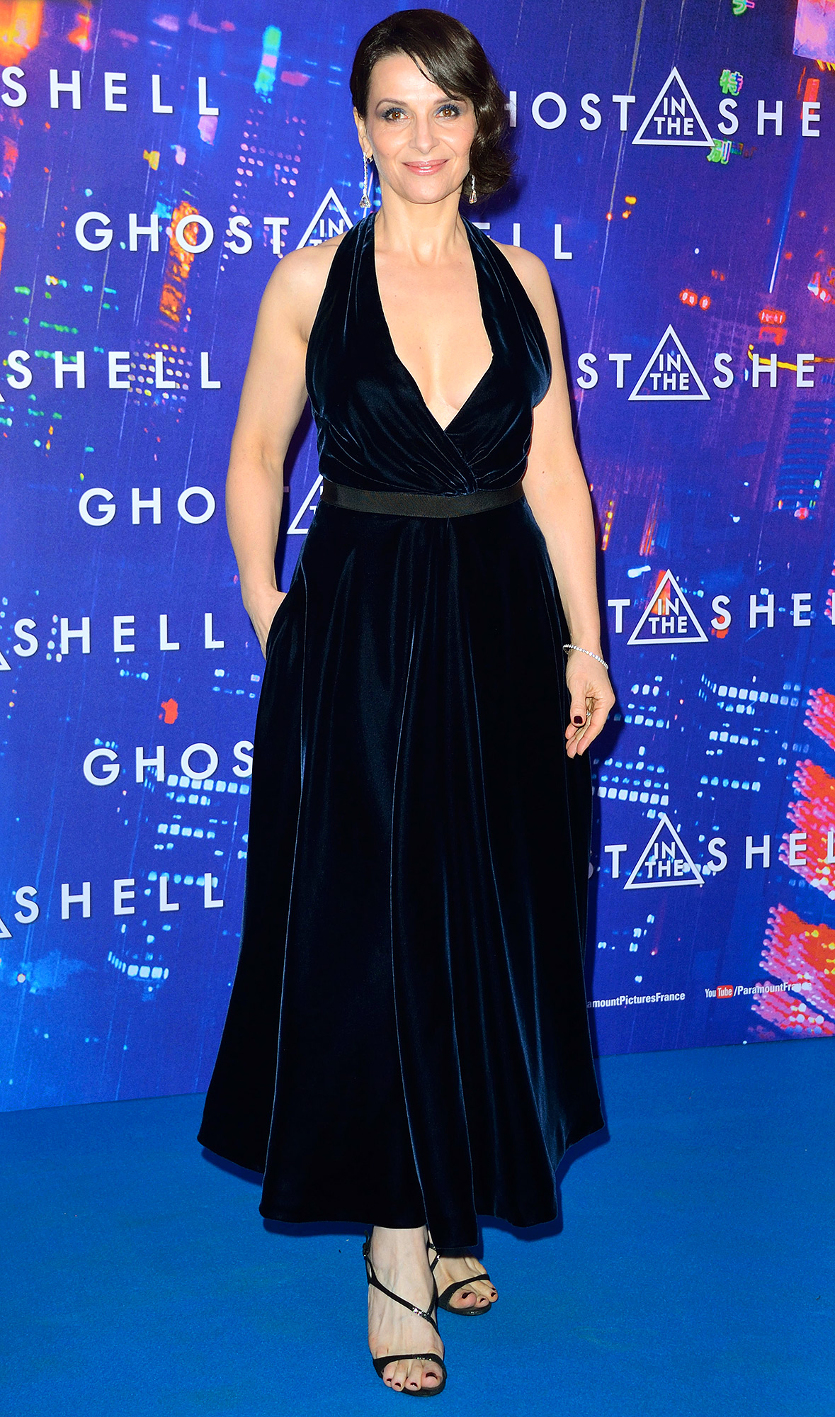 Paris Premiere of Ghost In The Shell