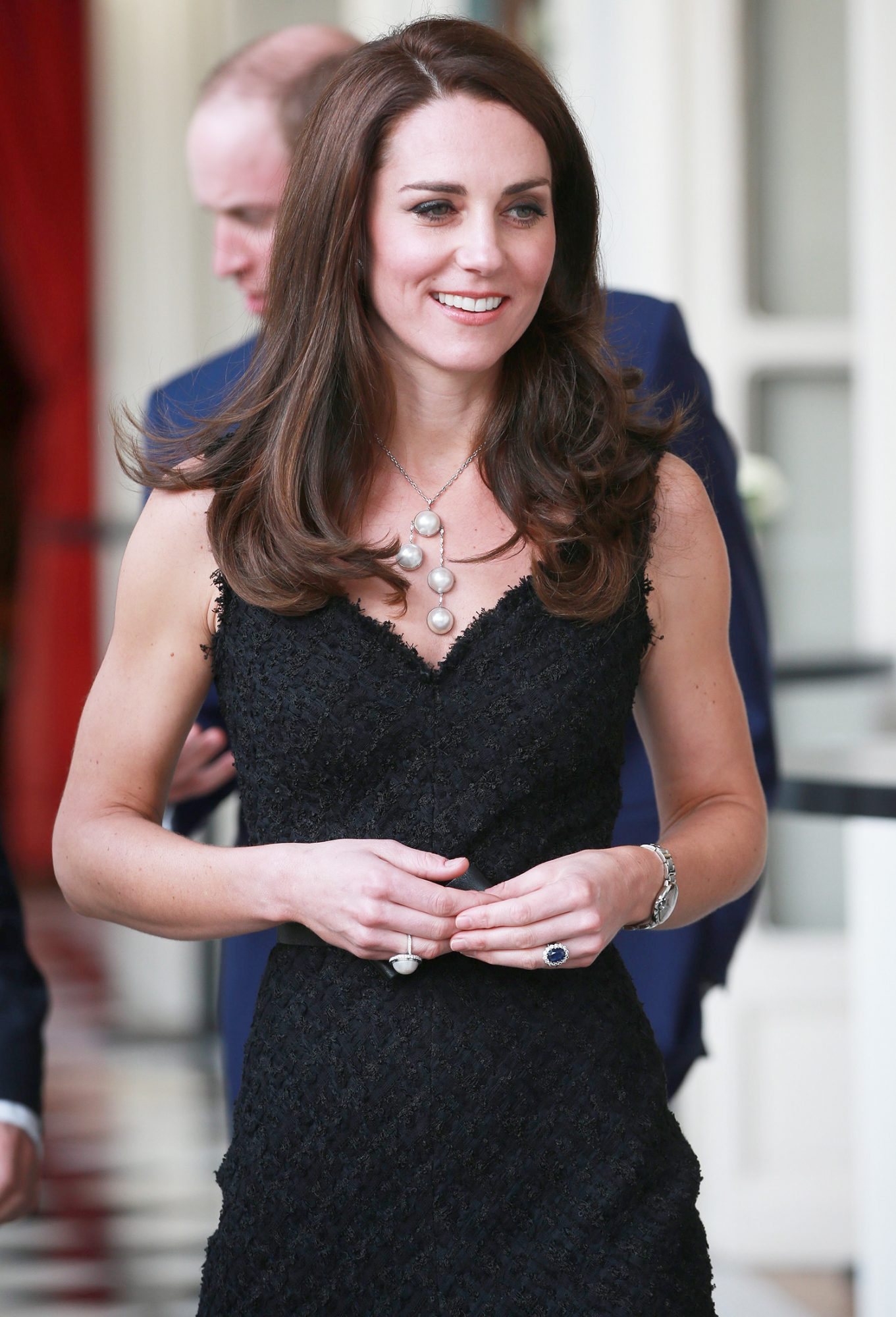 The Duke And Duchess Of Cambridge Visit Paris: Day One