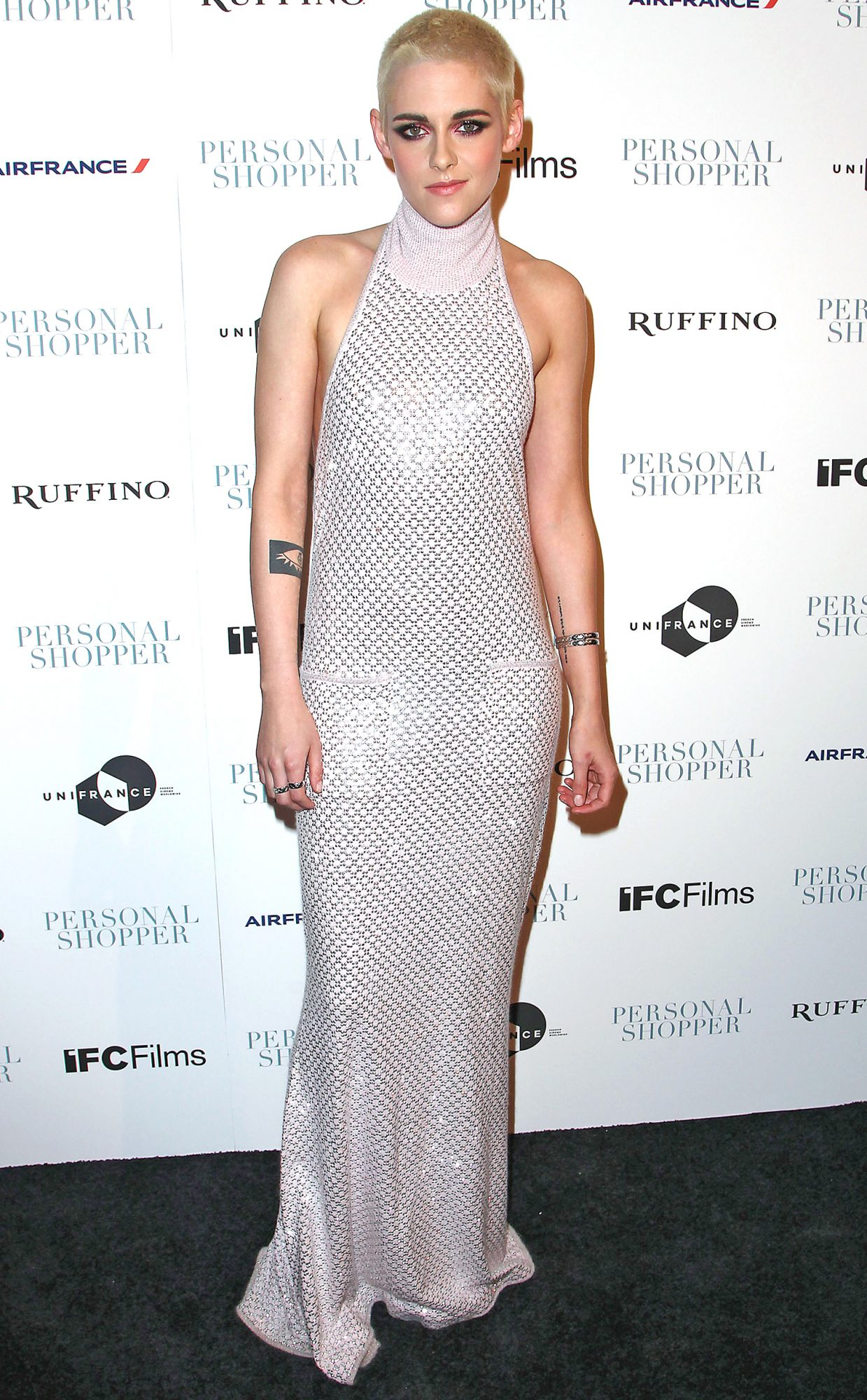 Ruffino, Air France and UniFrance Present a Special Screening of IFC Films' 'Personal Shopper', New York, USA - 09 Mar 2017